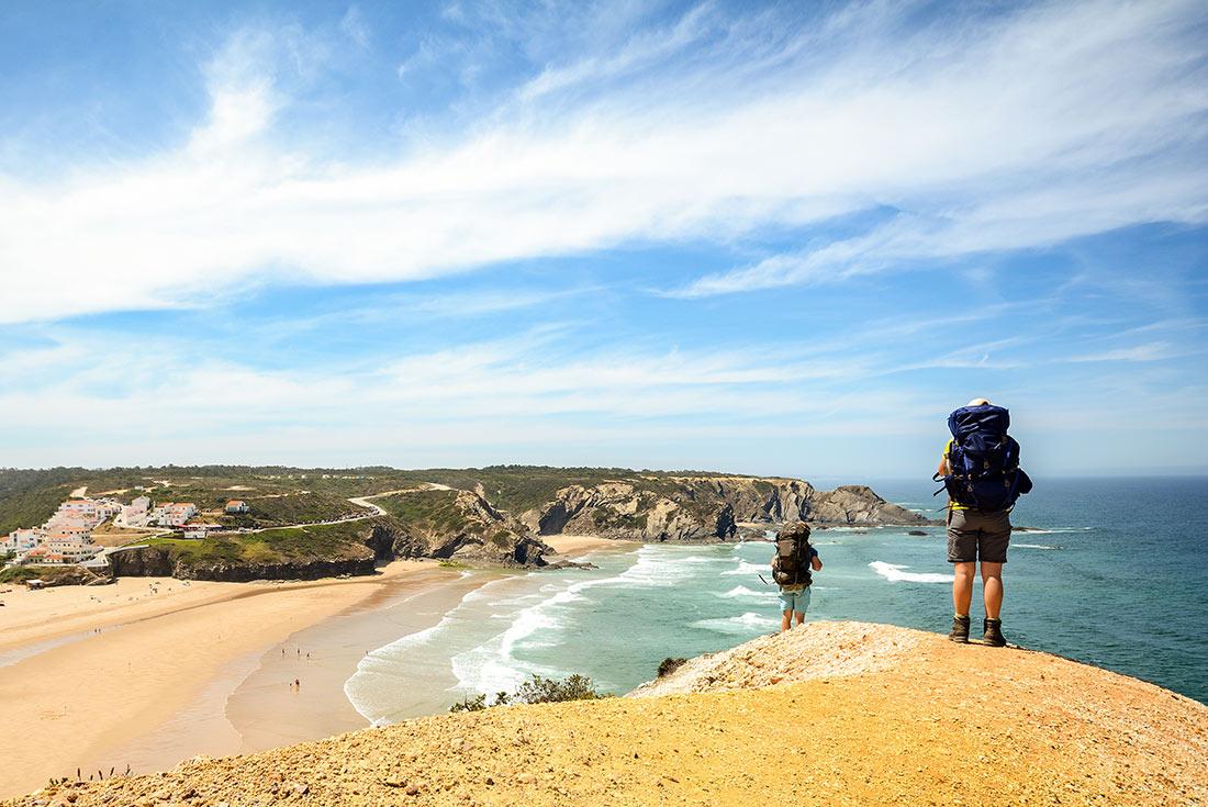 Hike Rota Vicentina in Portugal