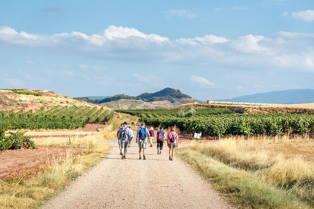Walk the Camino de Santiago 1