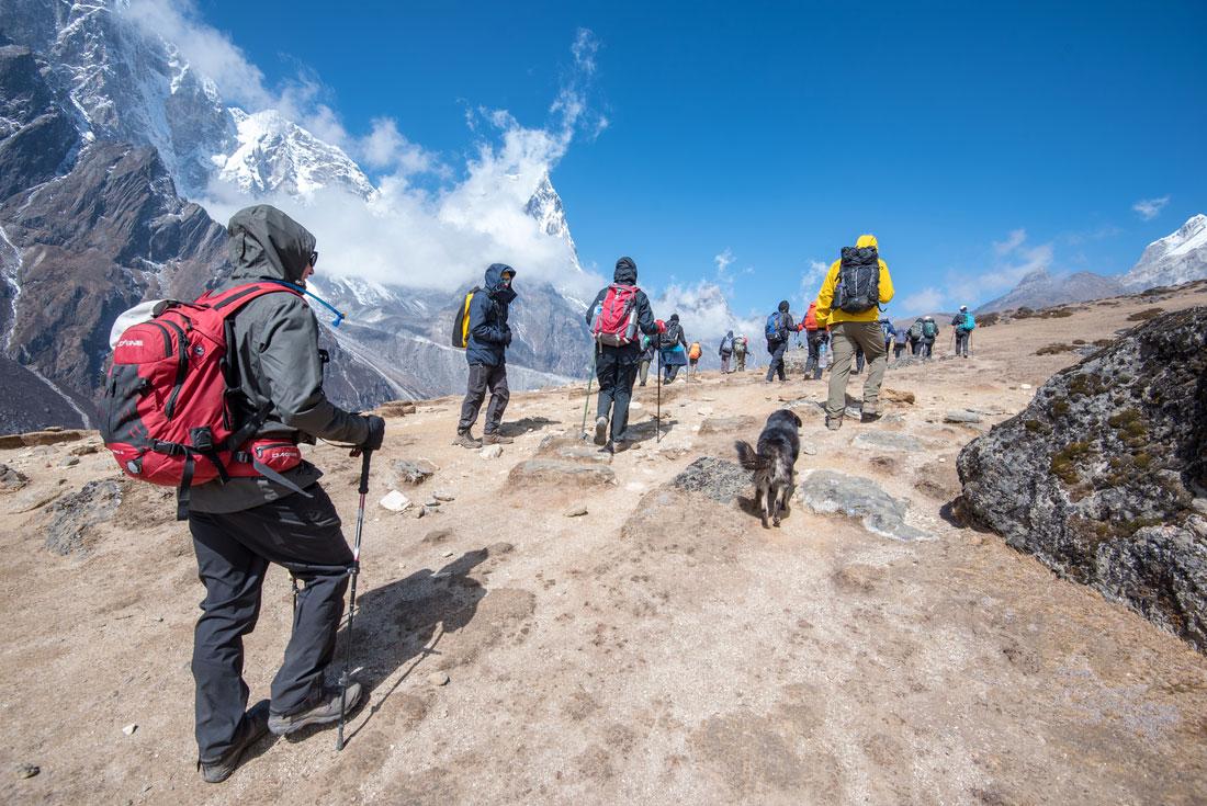 Everest Teahouse Trek 4