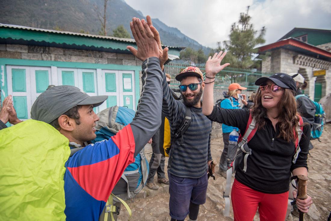 Everest Teahouse Trek 2