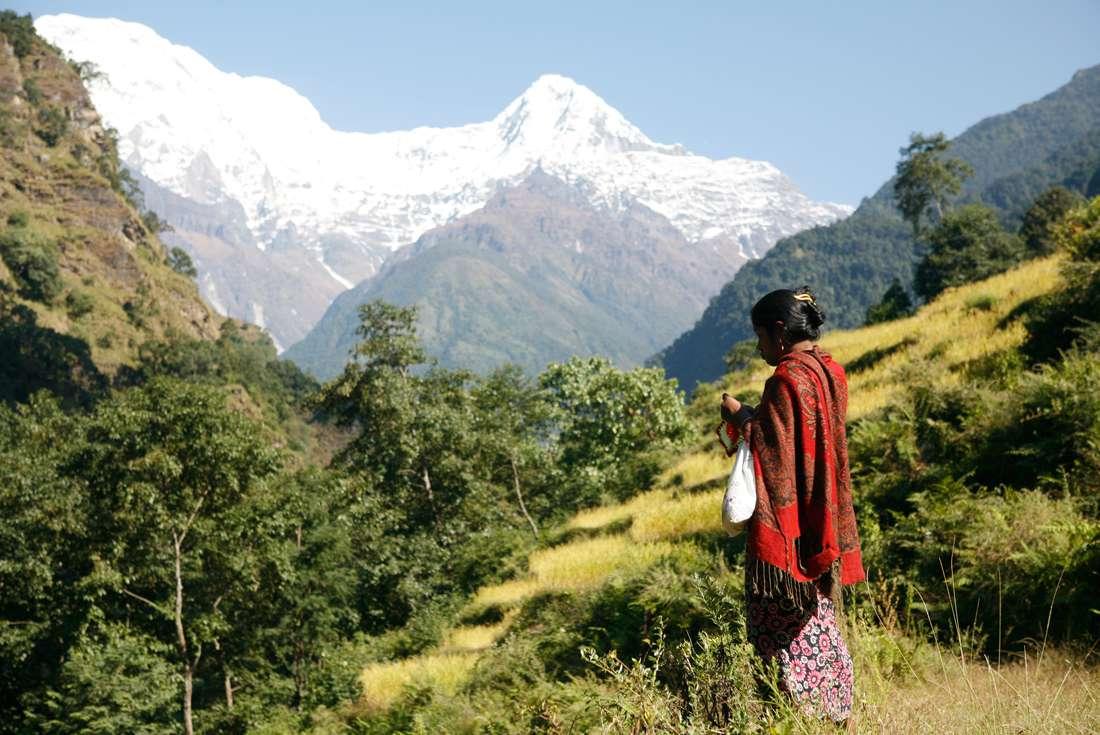 Kathmandu Valley Trek 4