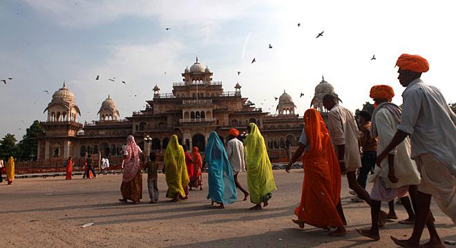 Rajasthan Revealed - Independent Journey 1