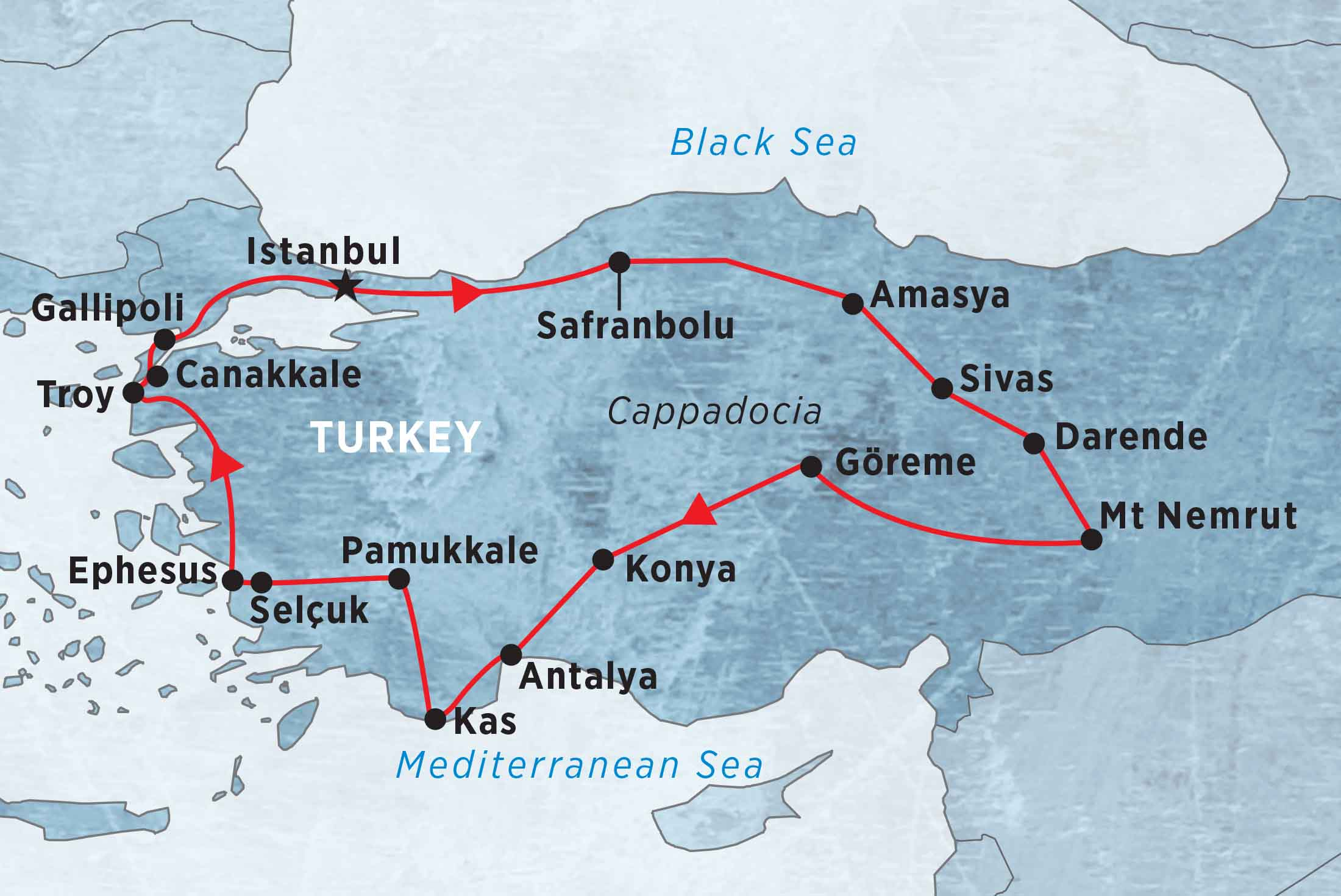 The Best of Turkey