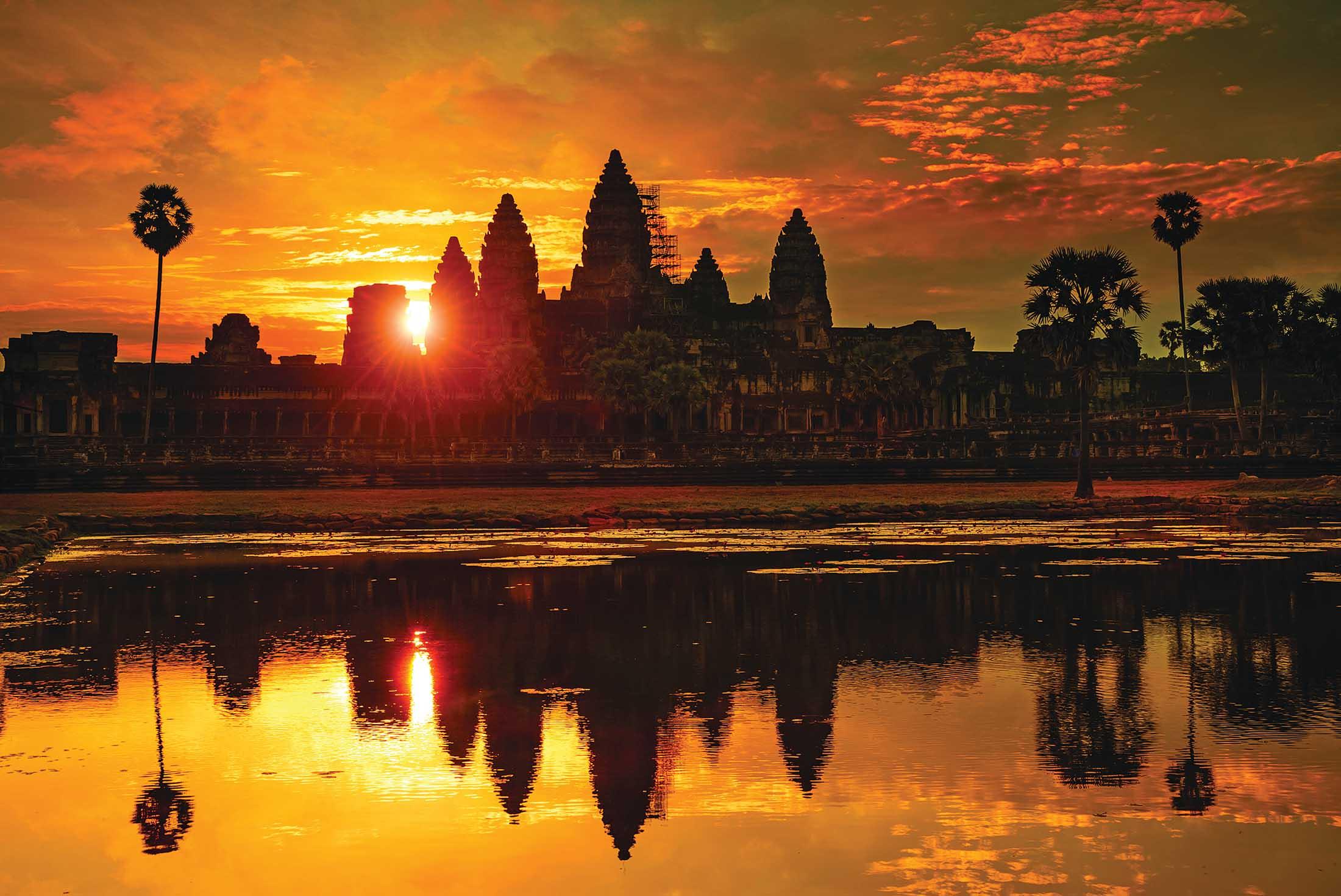 Essence of Cambodia & Vietnam 1