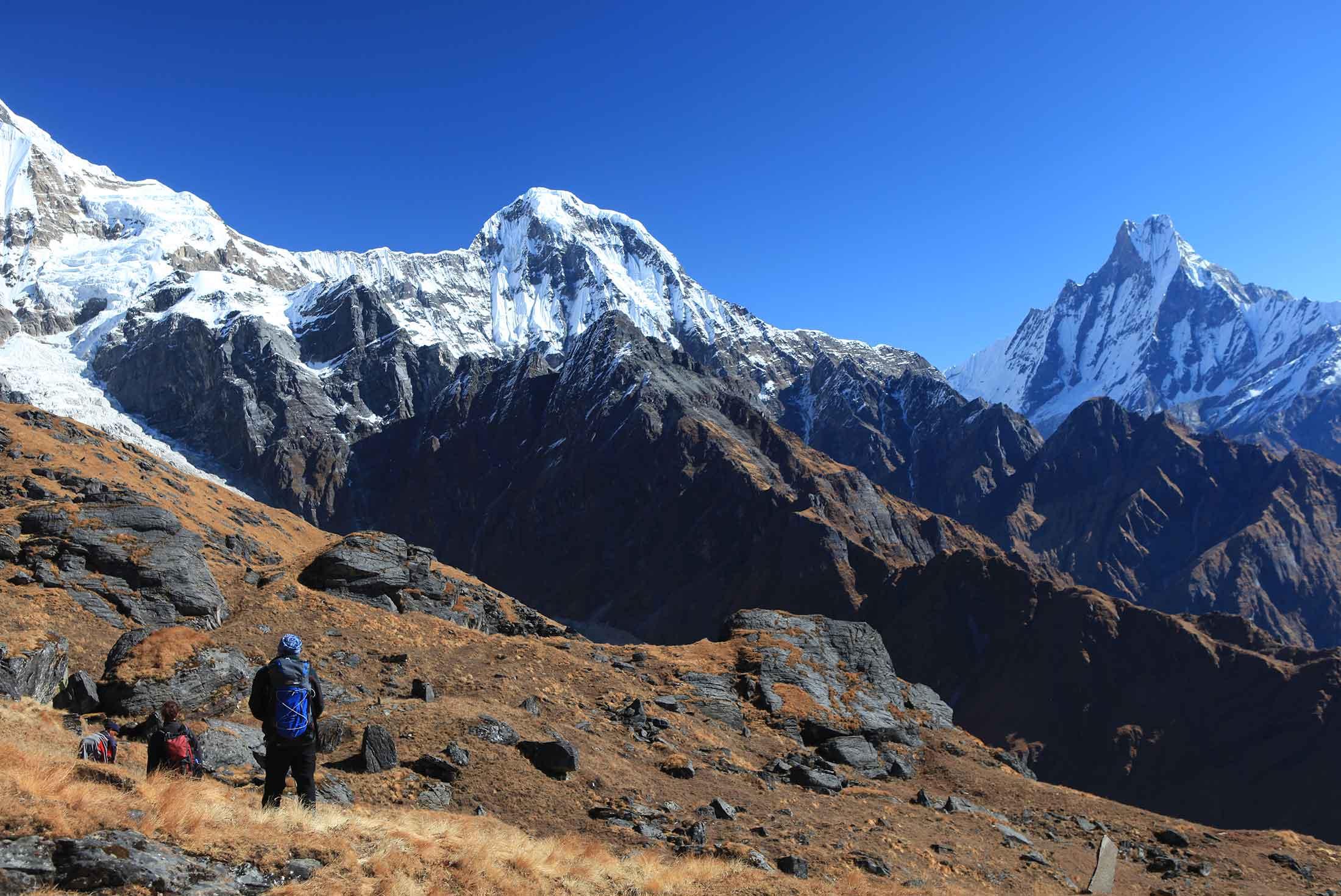 Annapurna Dhaulagiri - Independent Journey 1