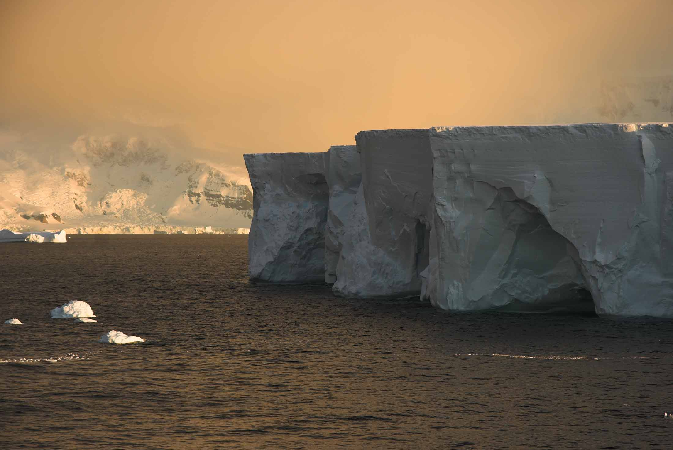 Antarctic Express - Fly the Drake (Island Sky ) 2017 - 2018 1