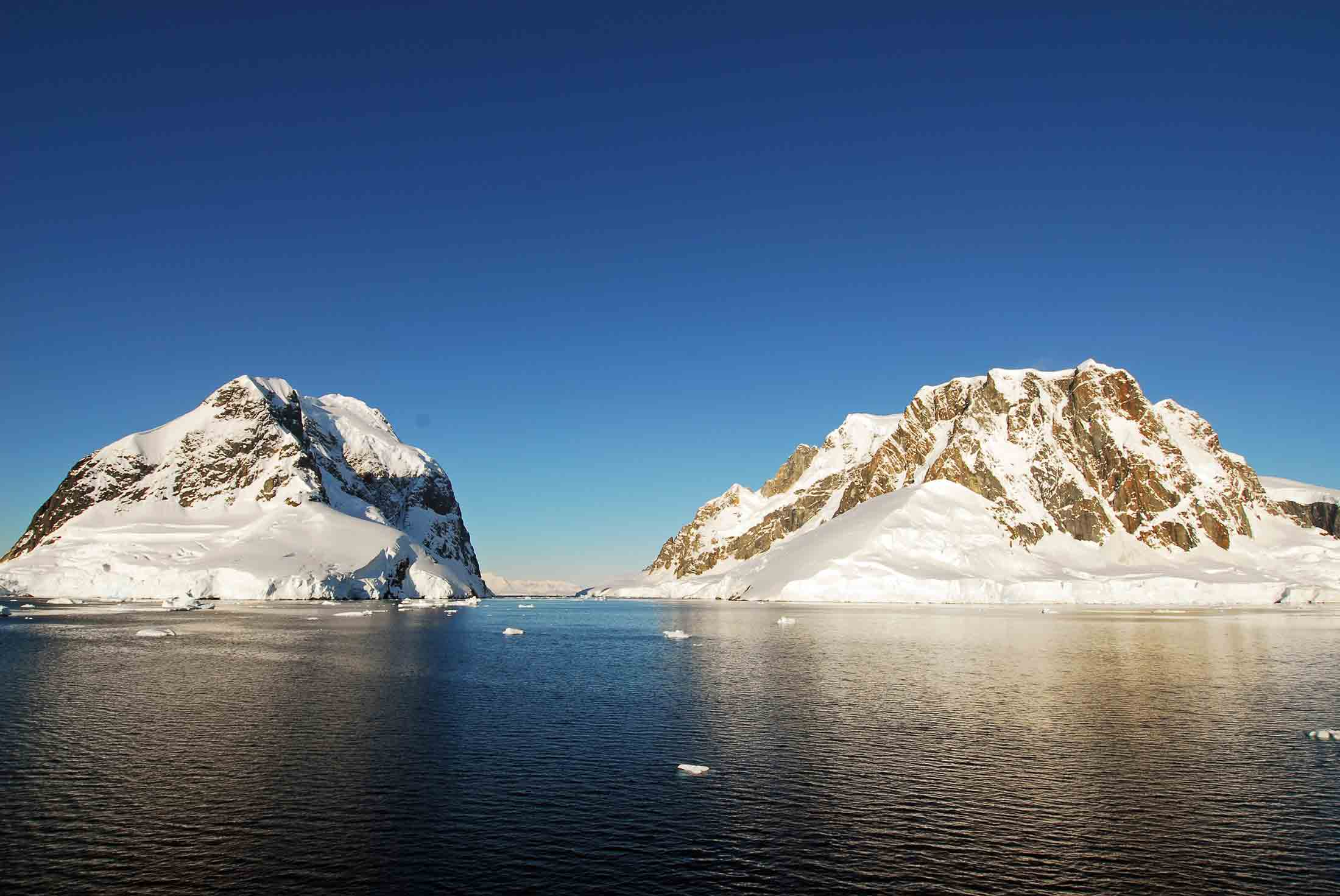 Antarctica East & West: Peninsula in Depth from Buenos Aires 1