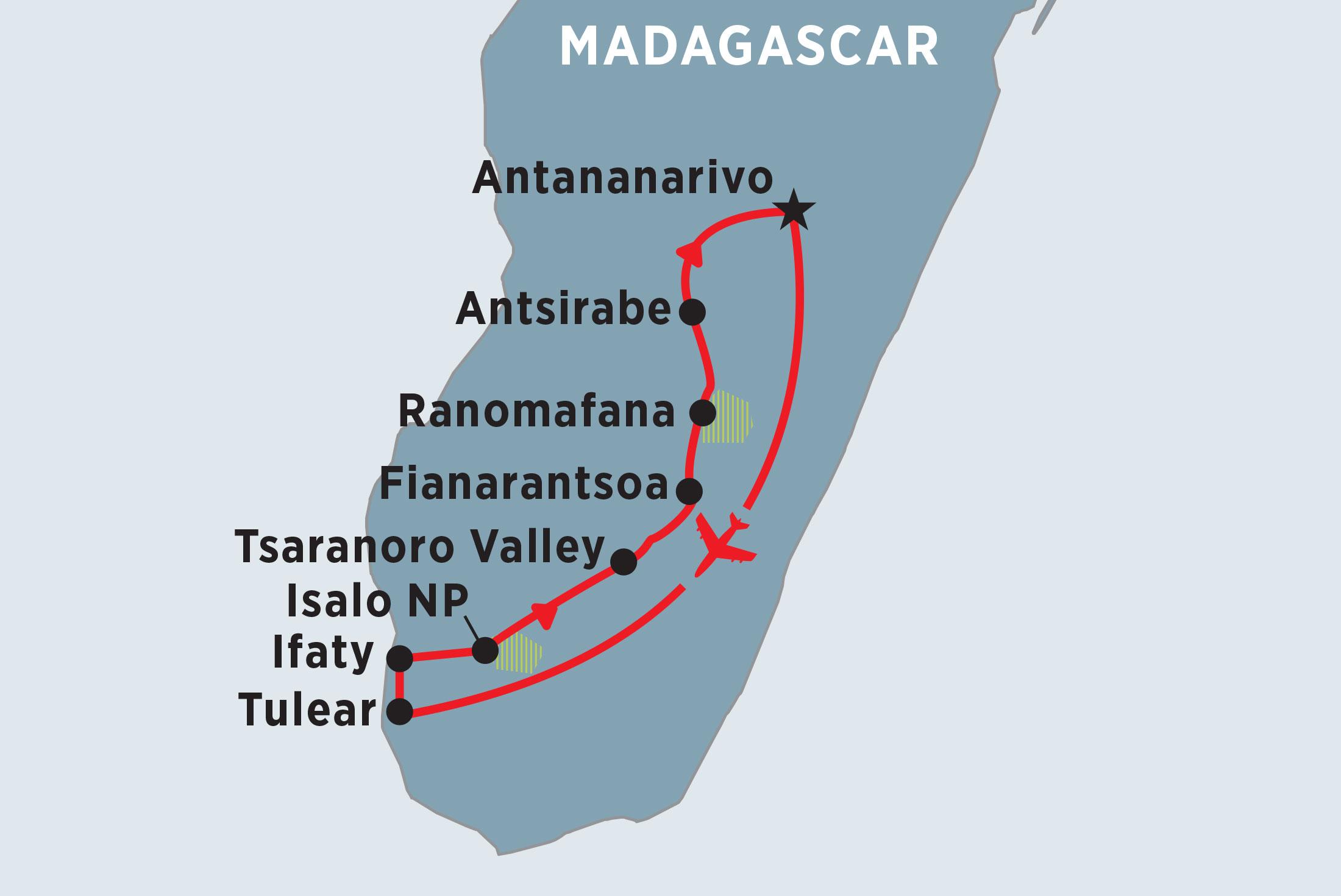 Magic of Madagascar