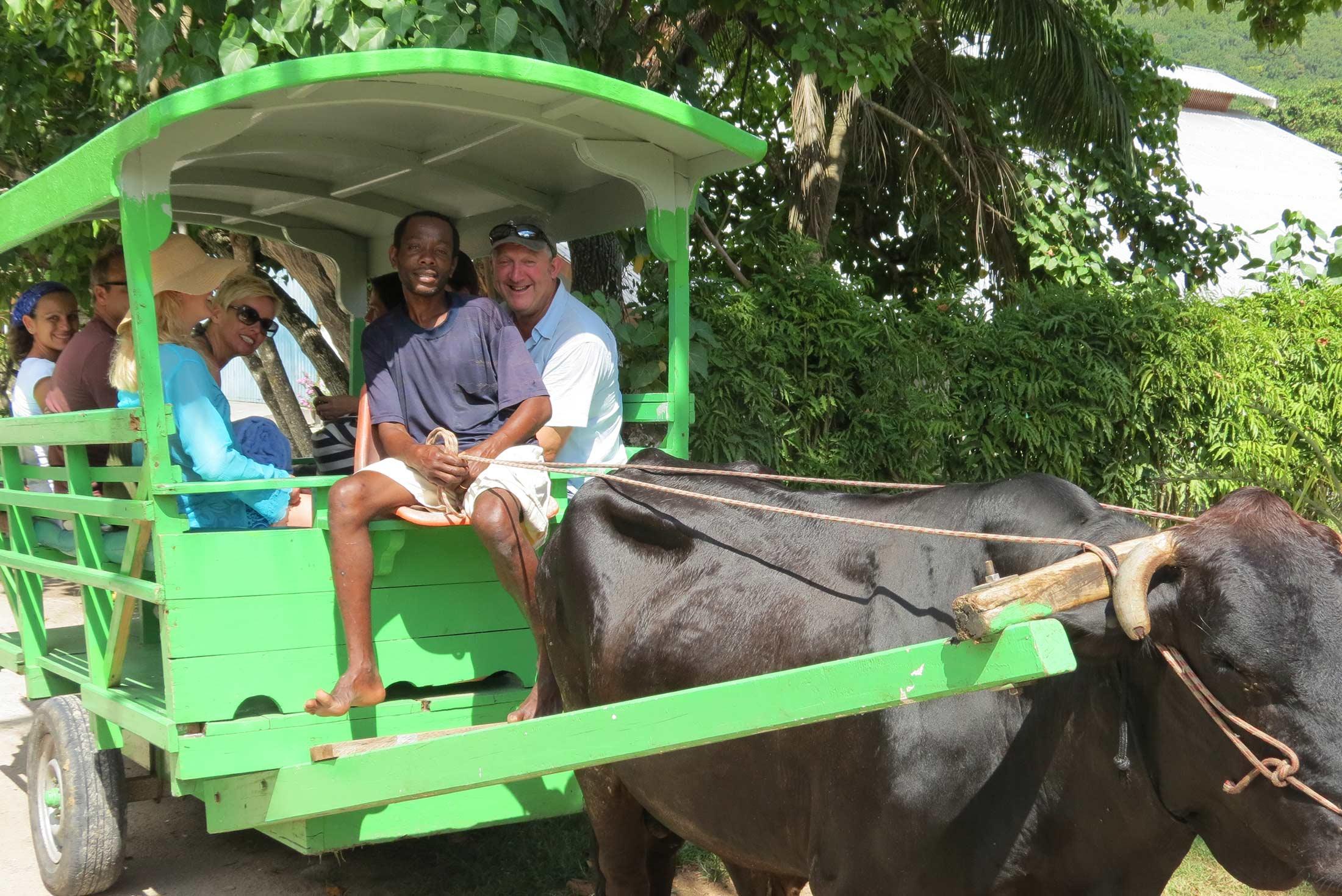 Cruising in the Seychelles (Garden of Eden) 3