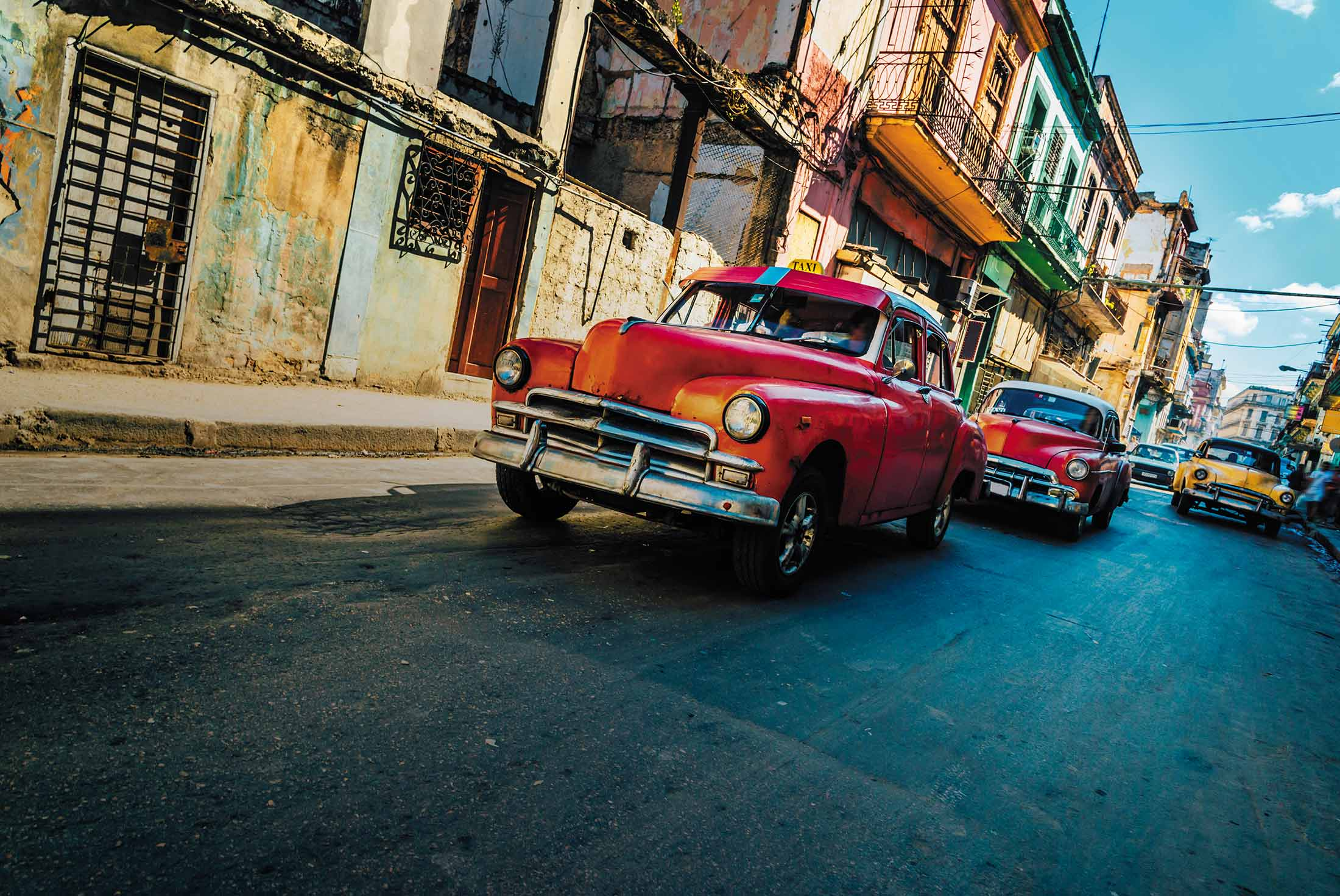 Cuban Panorama Cruising - People to People for US Citizens (Havana to Cienfuegos) 2