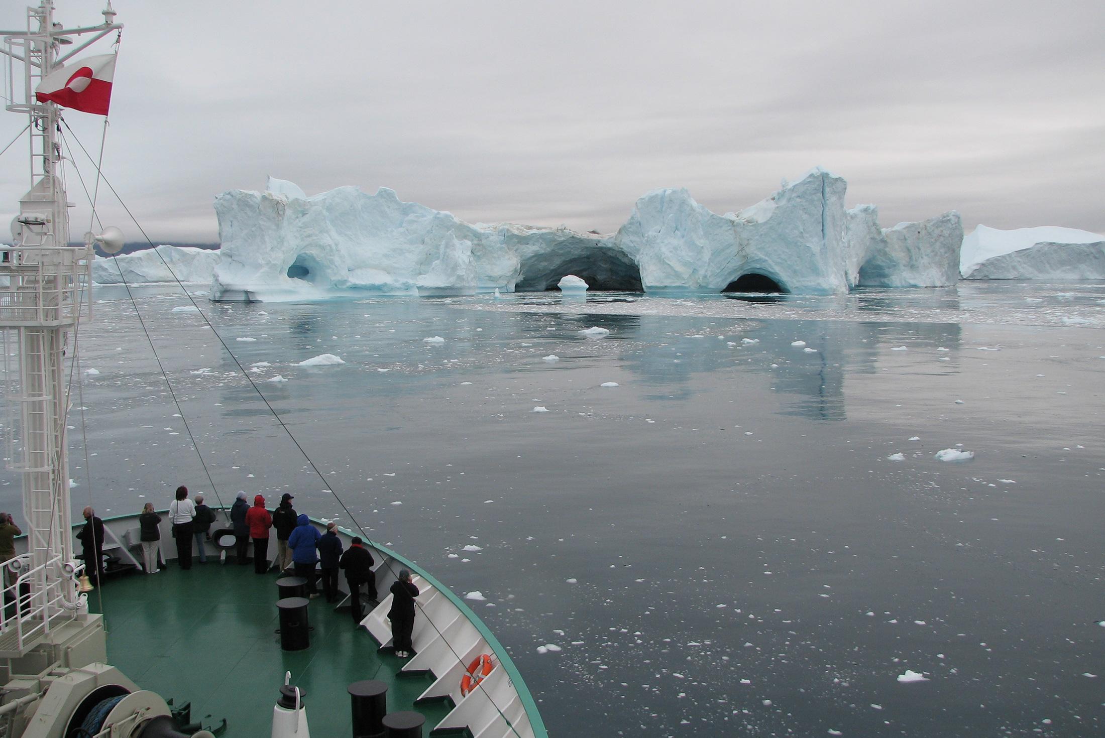 Northwest Passage Westbound 3