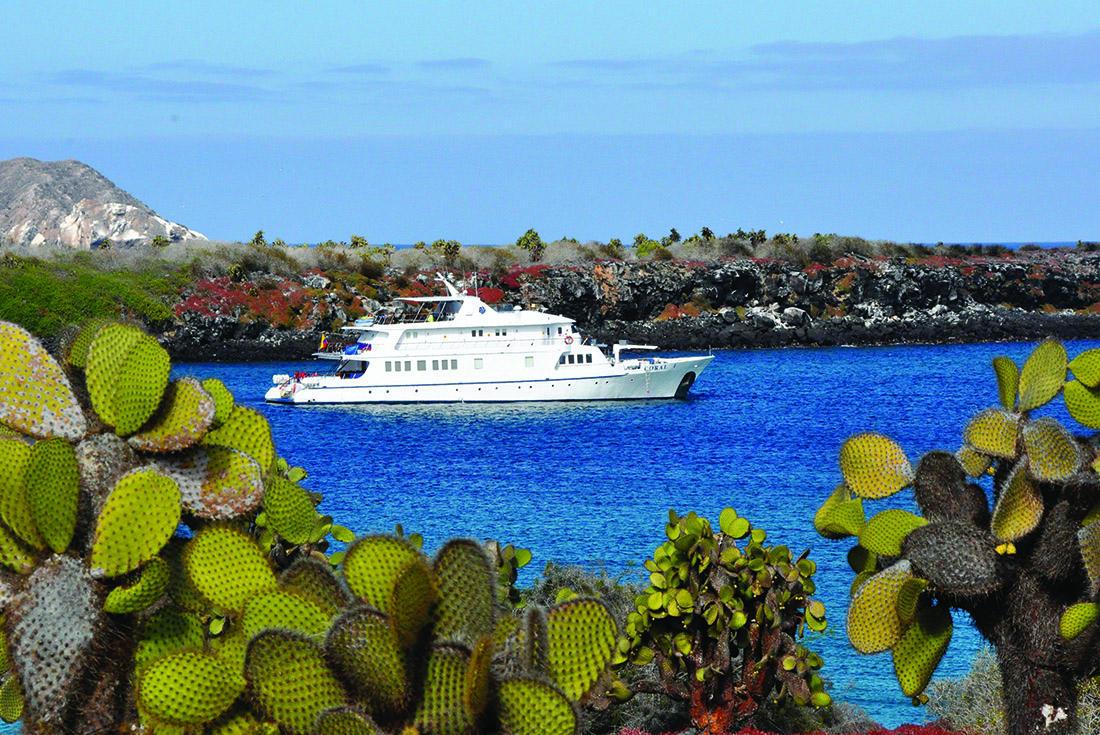 Galapagos Explorer - Western Islands (M/Y Coral) 1