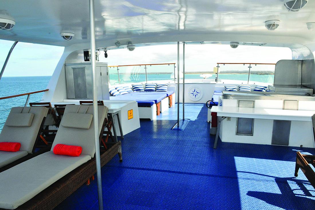 Galapagos Explorer - Southern Islands (M/Y Coral) 2