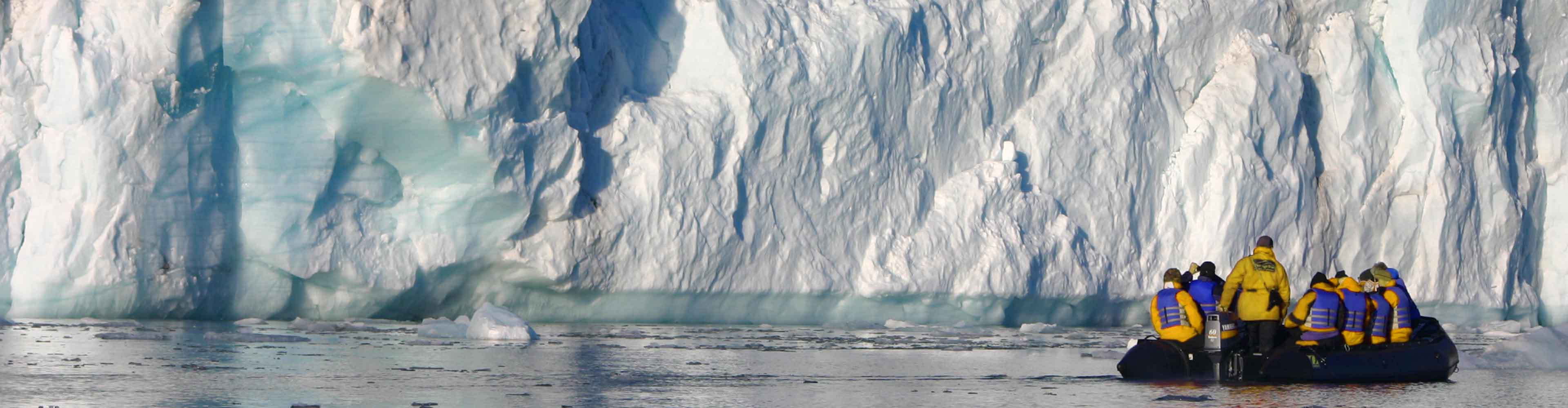 Spitsbergen, East Greenland & Iceland
