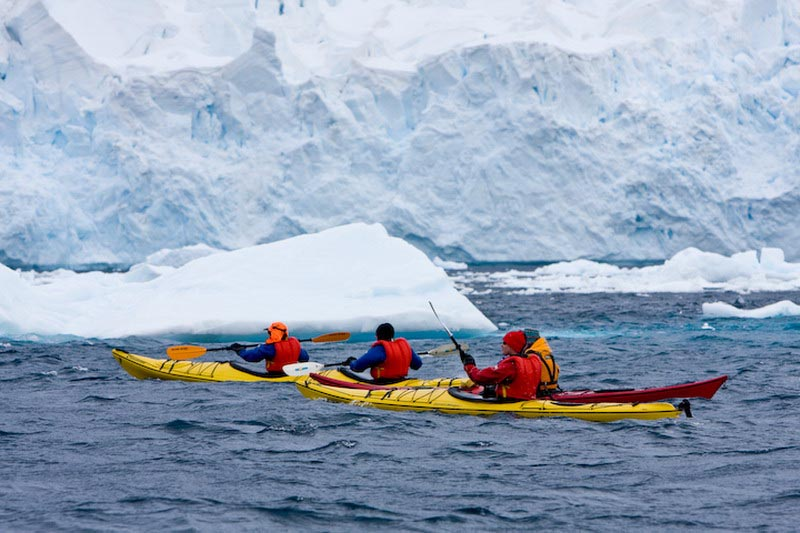 Antarctic Express - Crossing the Circle from Santiago 4