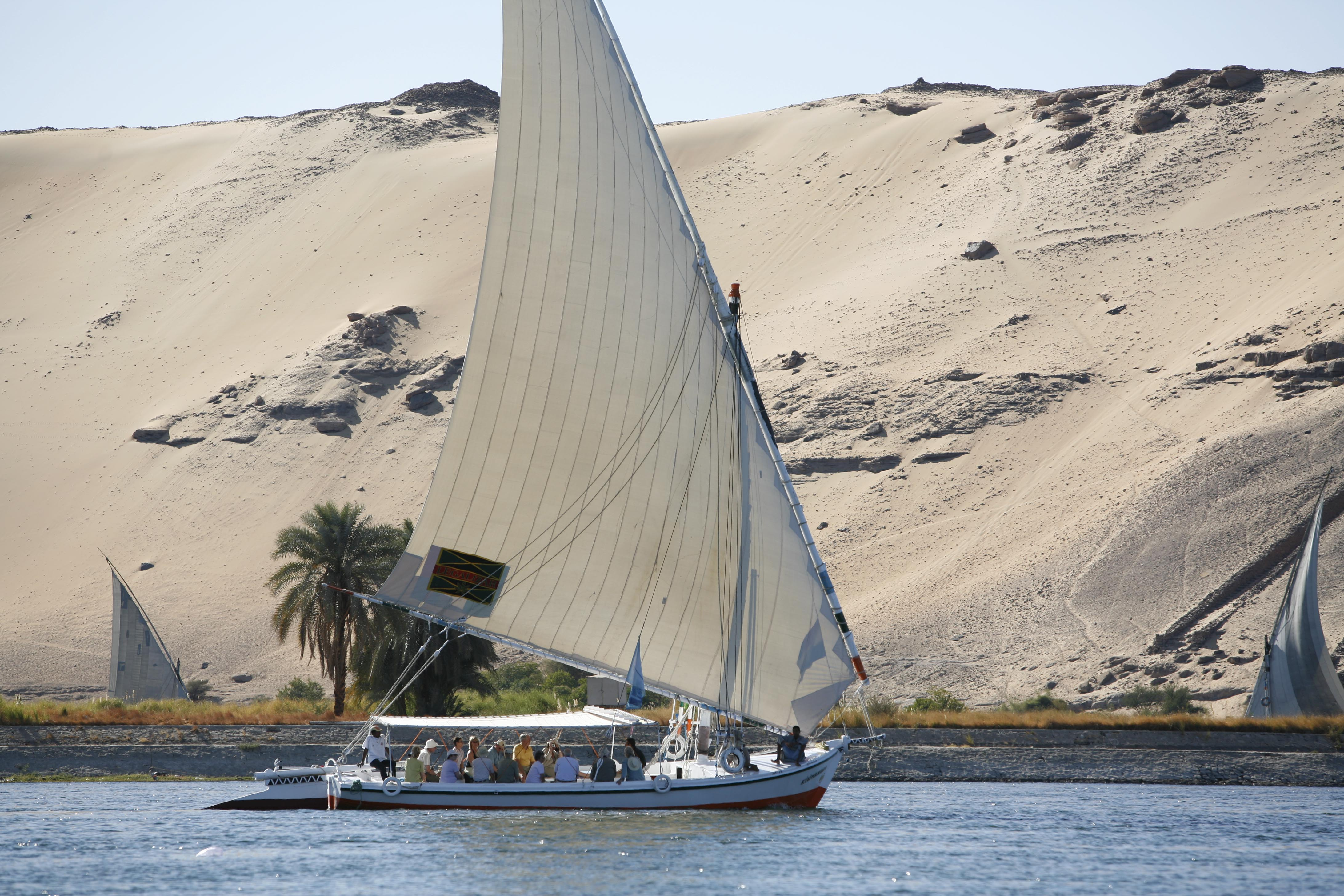 Grand Africa - Cairo to Cape Town 4
