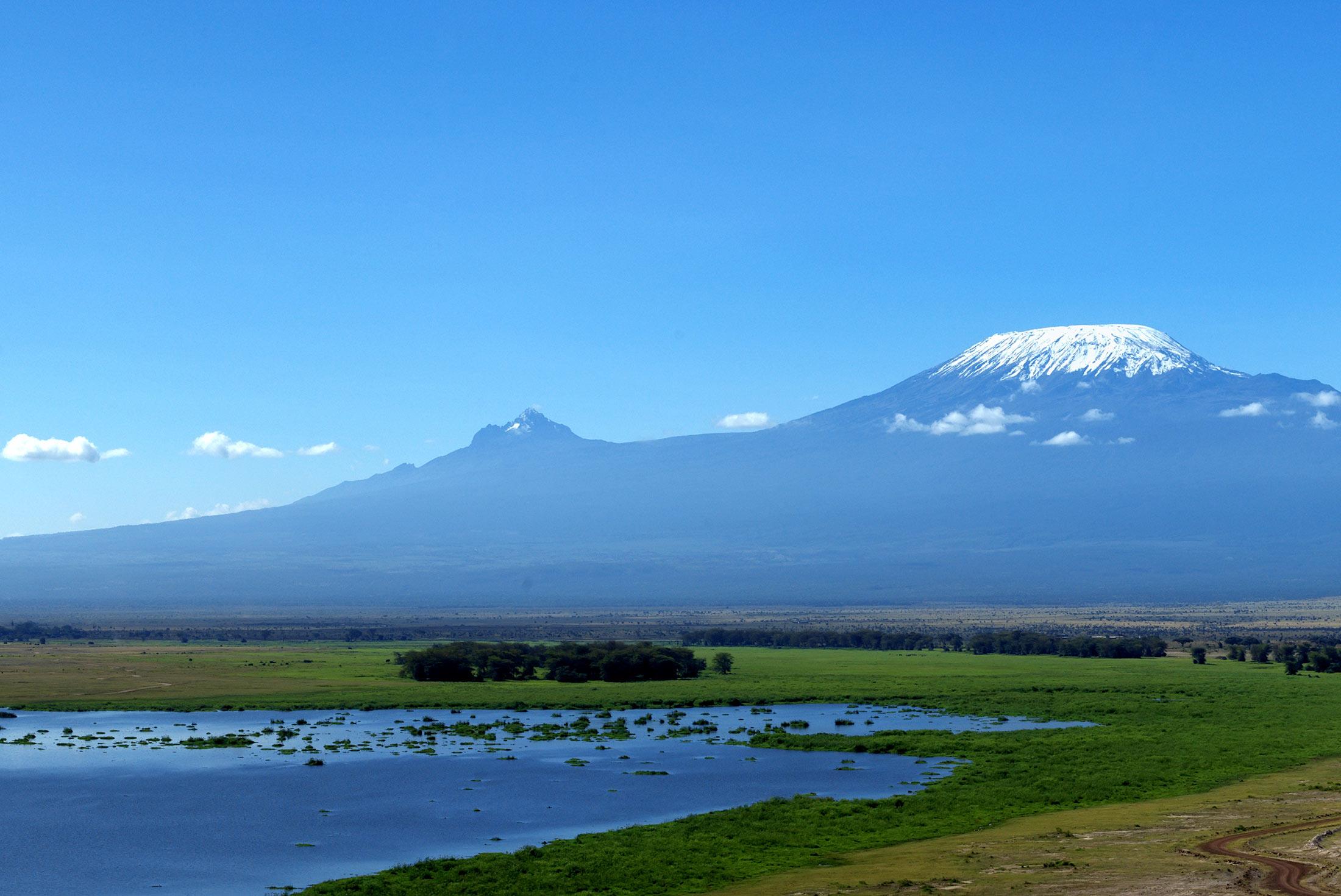 Mt Kilimanjaro Climb - Marangu Route 4