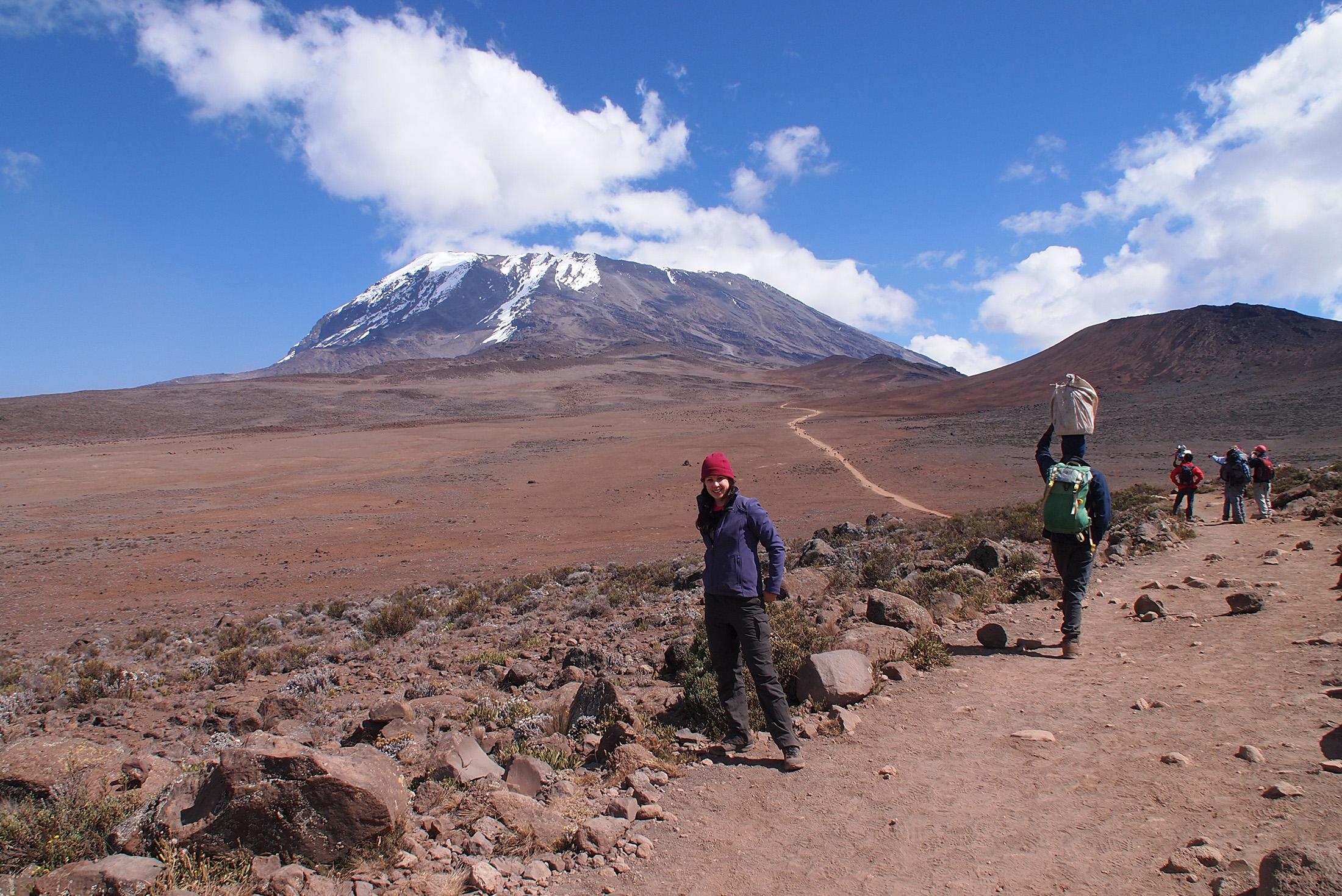 Mt Kilimanjaro Climb - Marangu Route 1