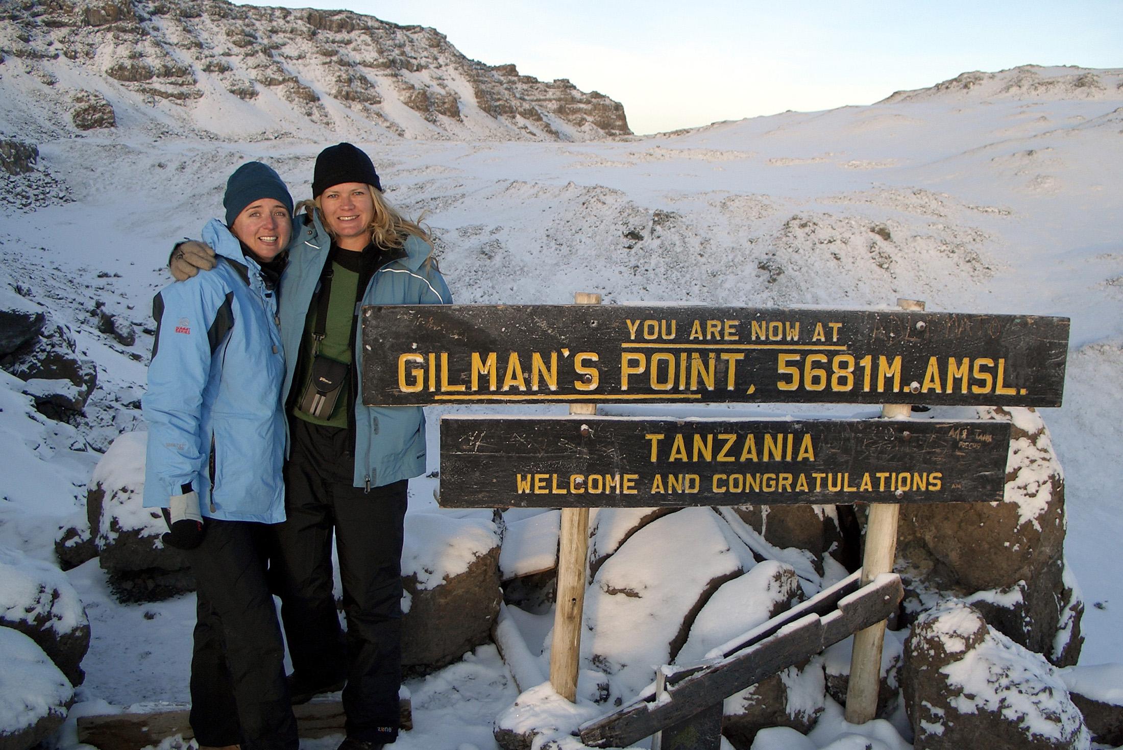 Mt Kilimanjaro Climb - Marangu Route 2