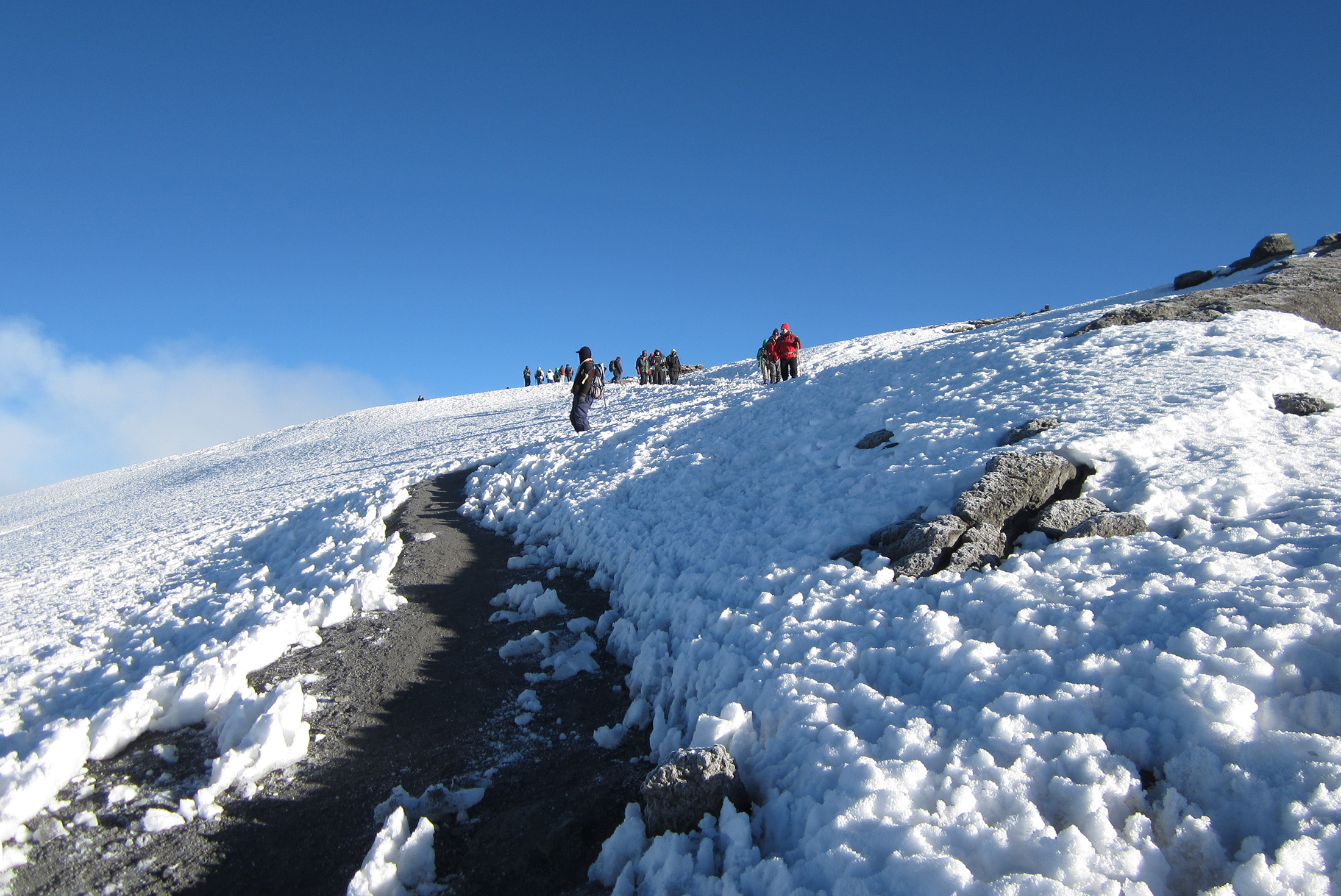 Mt Kilimanjaro Climb - Marangu Route 3