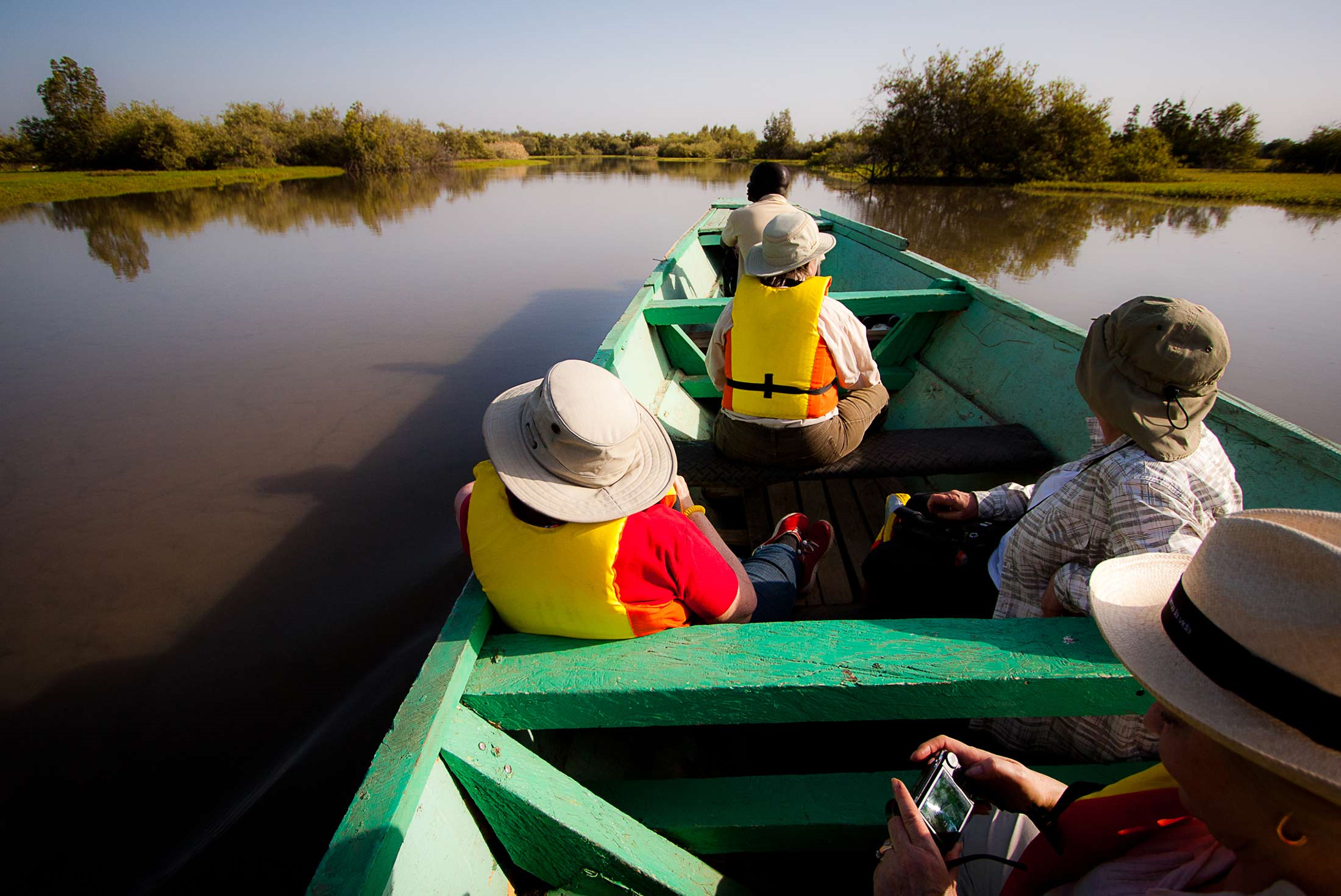 Cruising the Rivers of West Africa (Ex Banjul) 3