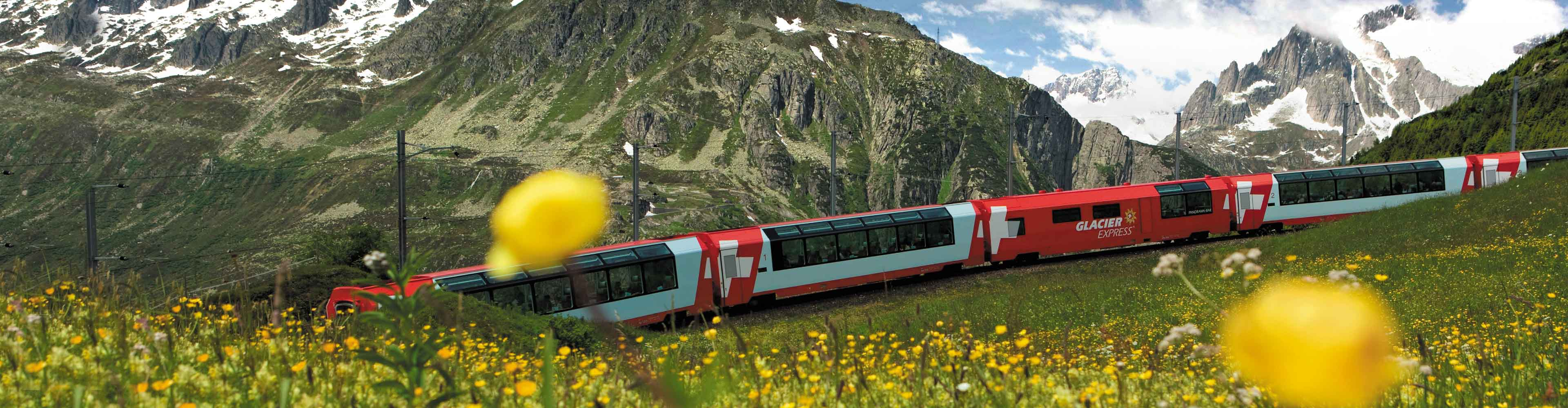 Alpine Railway Journey – Limited Edition