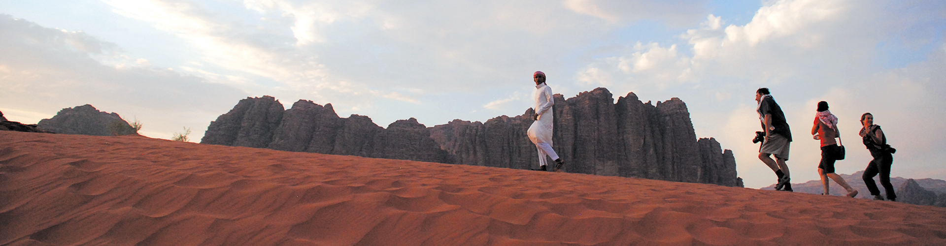 Wadi Rum Experience – Independent
