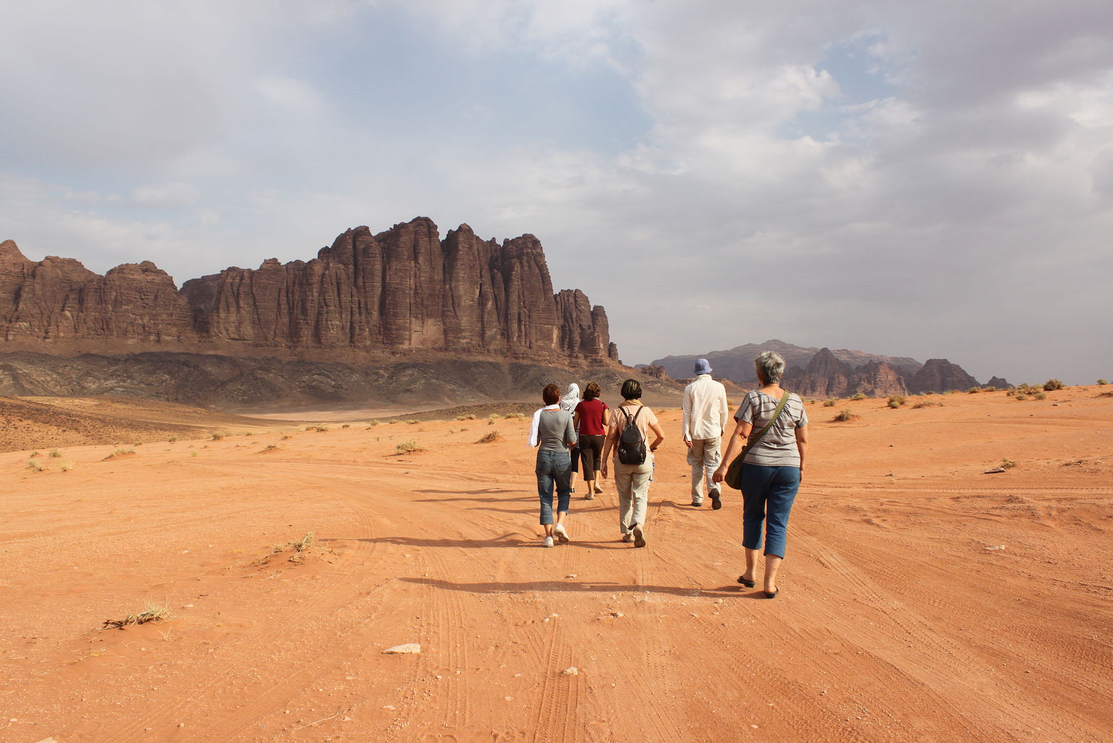 Wadi Rum Experience - Independent 3