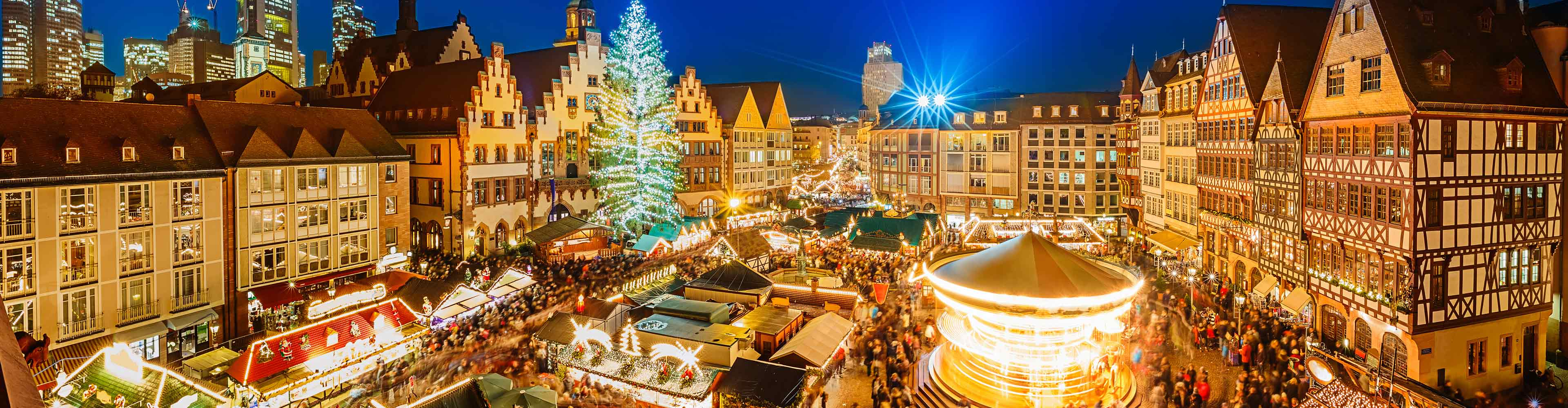 European Christmas Markets –  Limited Edition