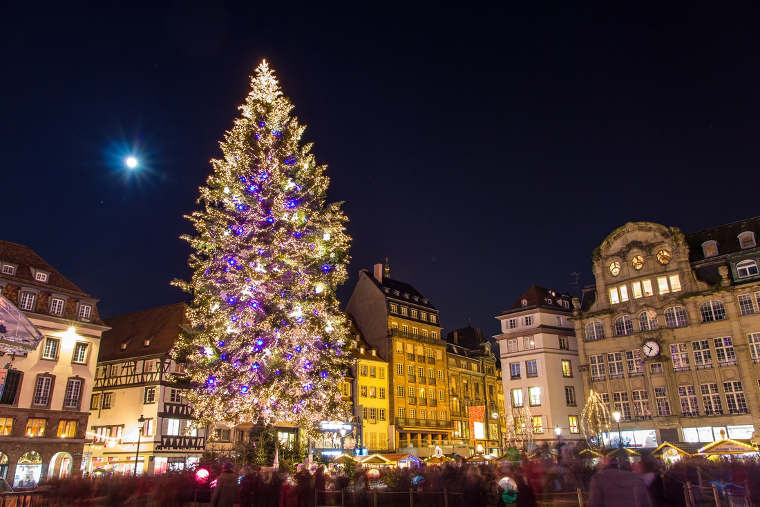 European Christmas Markets -  Limited Edition 1