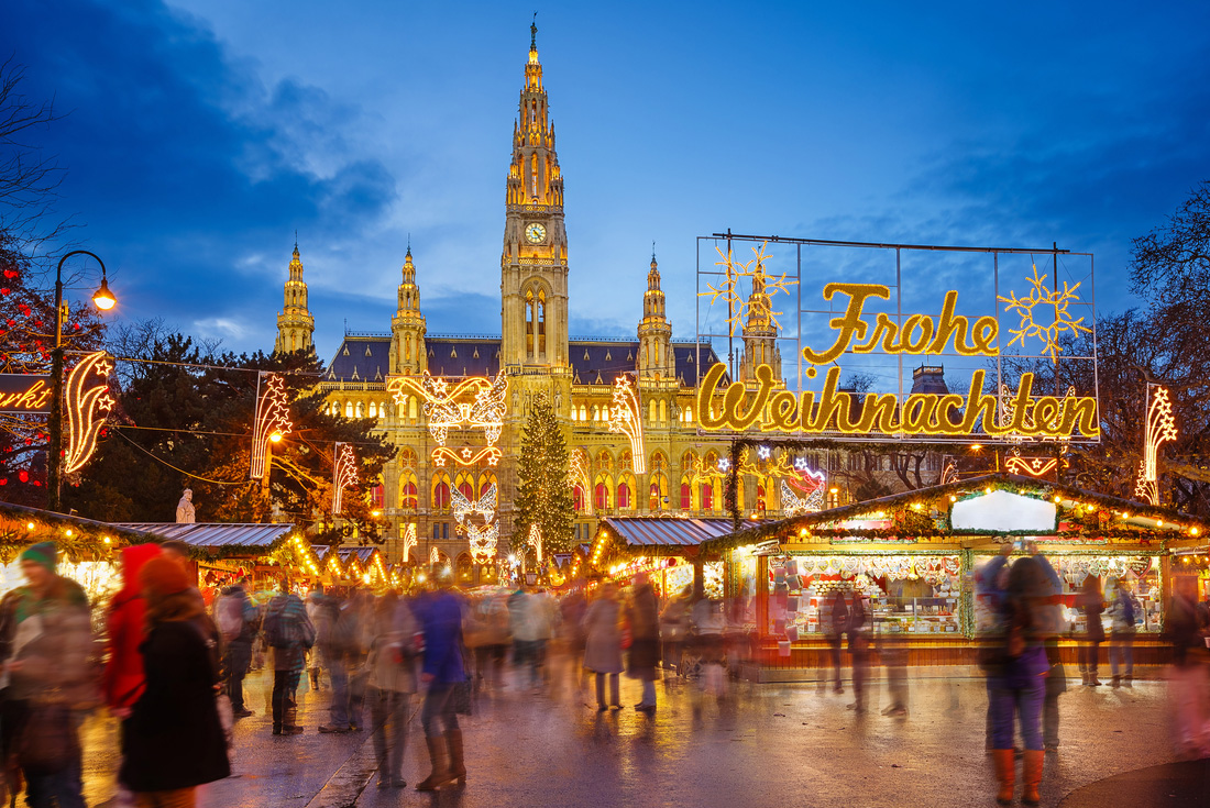 European Christmas Markets -  Limited Edition 3