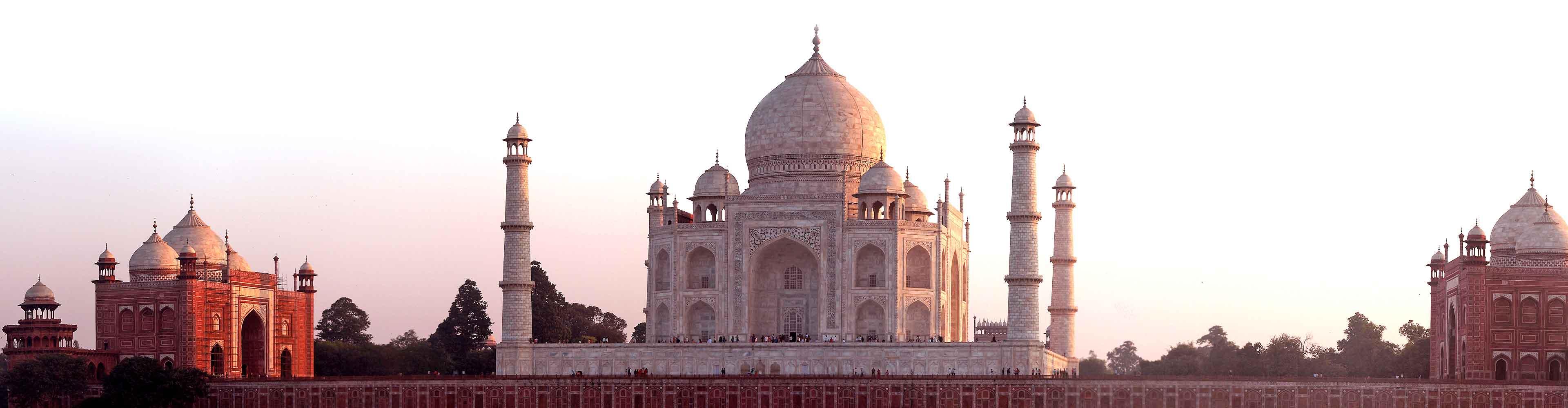 Taj & Agra Experience – Independent