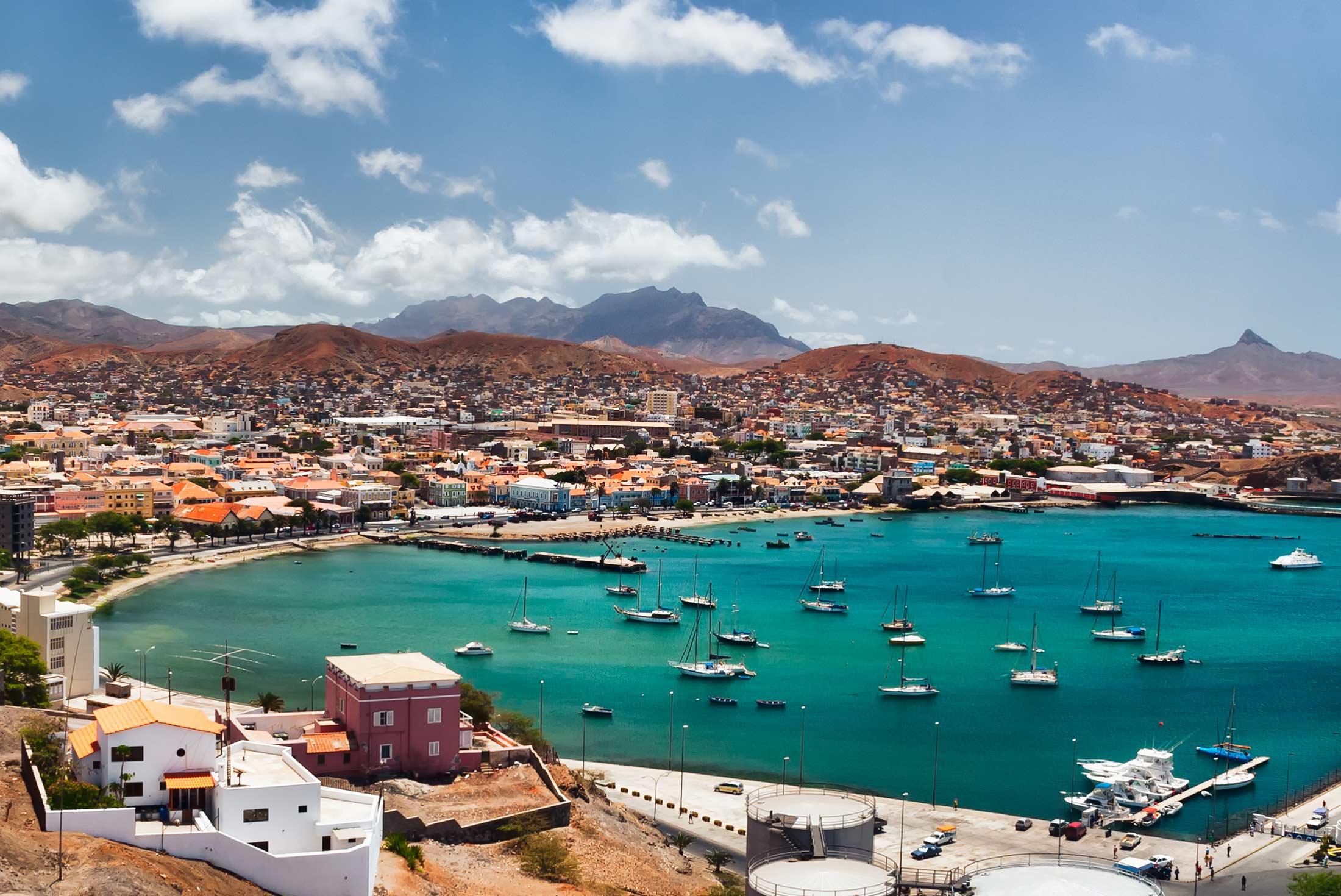 Ushuaia to Cape Verde via the Atlantic Islands 2