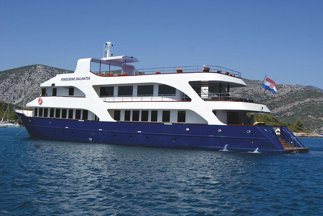 Croatia Coastal Cruising - Dubrovnik to Split 4