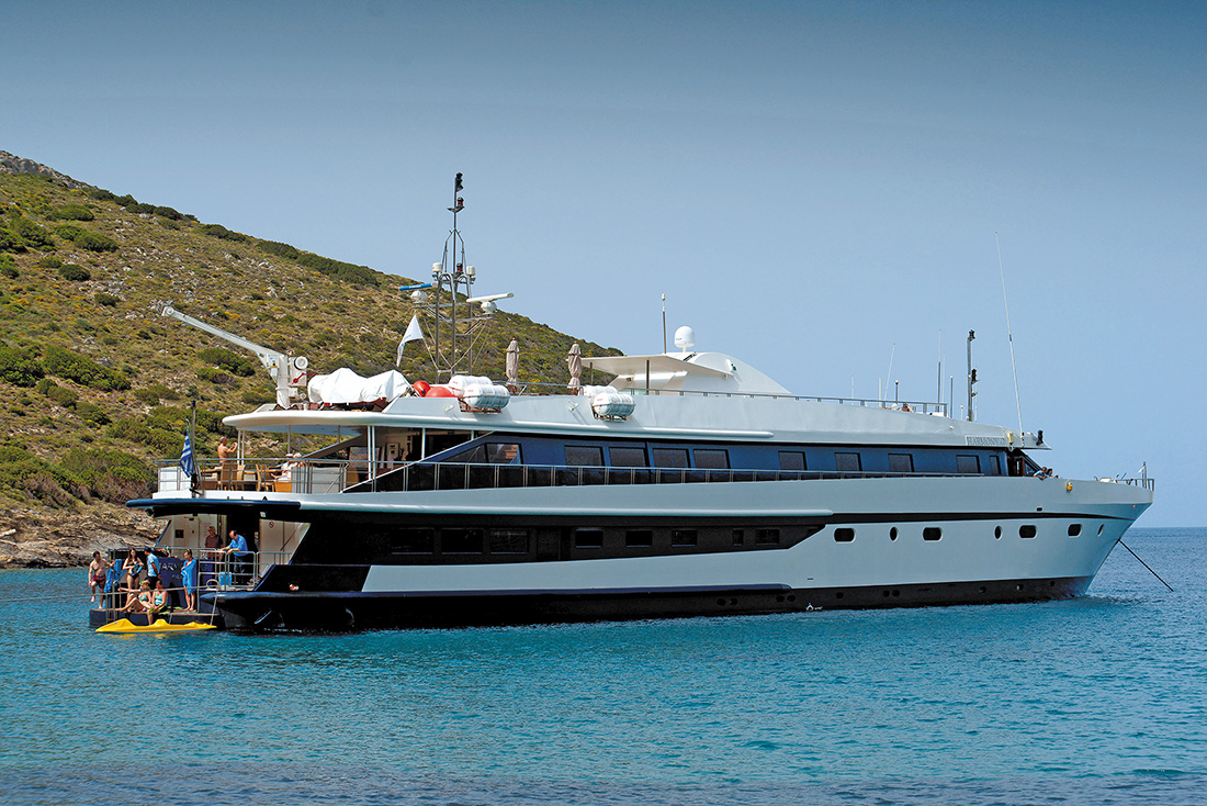 Cruising Spain, Portugal and Morocco (Lisbon to Malaga) 1