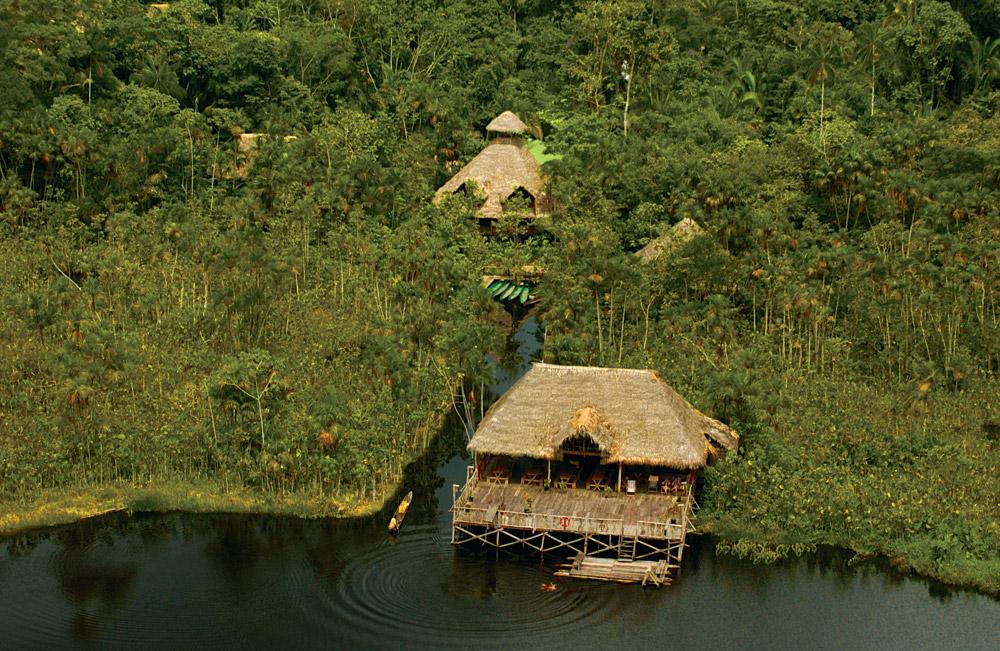 Amazon Wilderness Experience - Independent (5 days Sacha Lodge) 1
