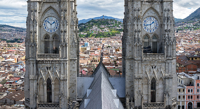 Quito and the Centre of the Earth Experience - Independent 1