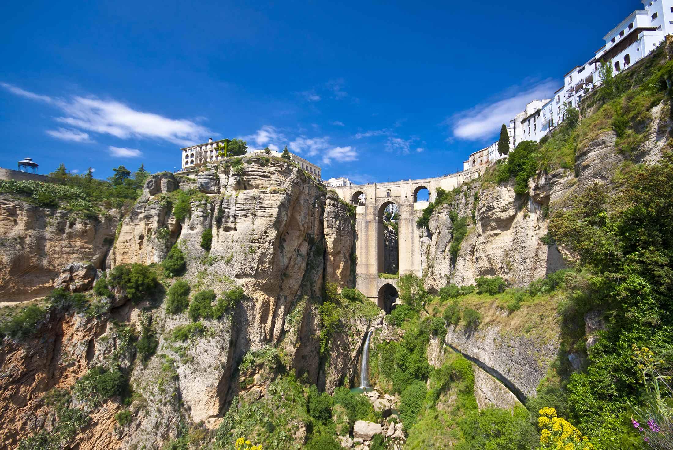 Cruising Spain and Portugal - Lisbon to Malaga 2