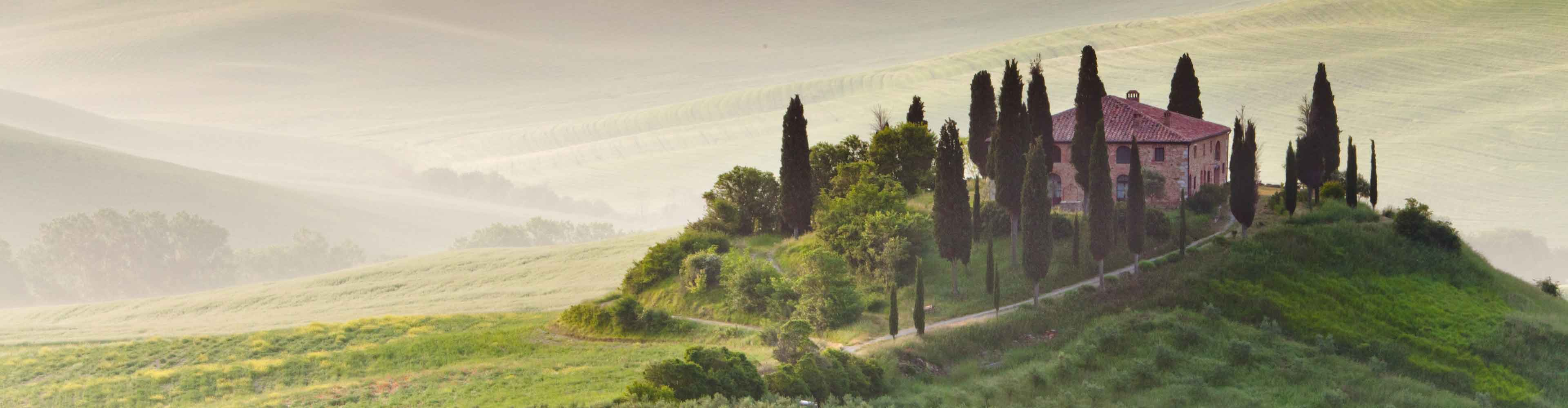 Walking in Tuscany