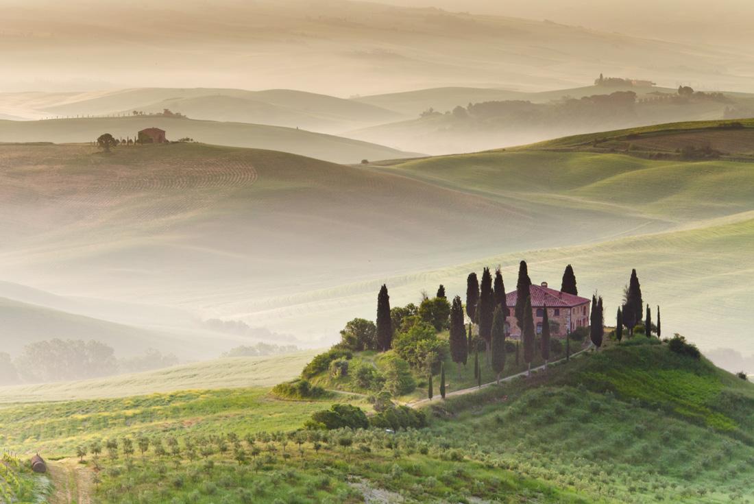 Walking in Tuscany 3