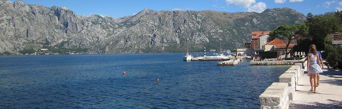 Balkan Coast & Mountains