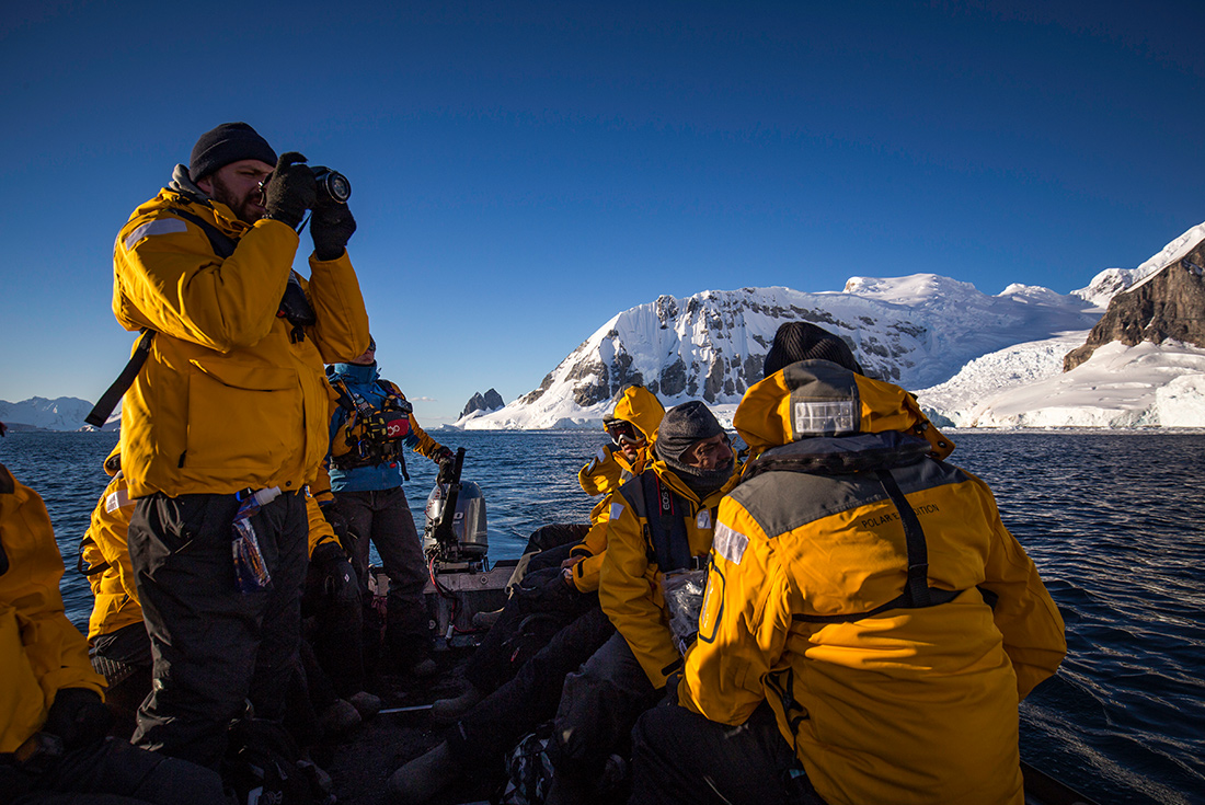 Photography Series: Antarctic Explorer 3
