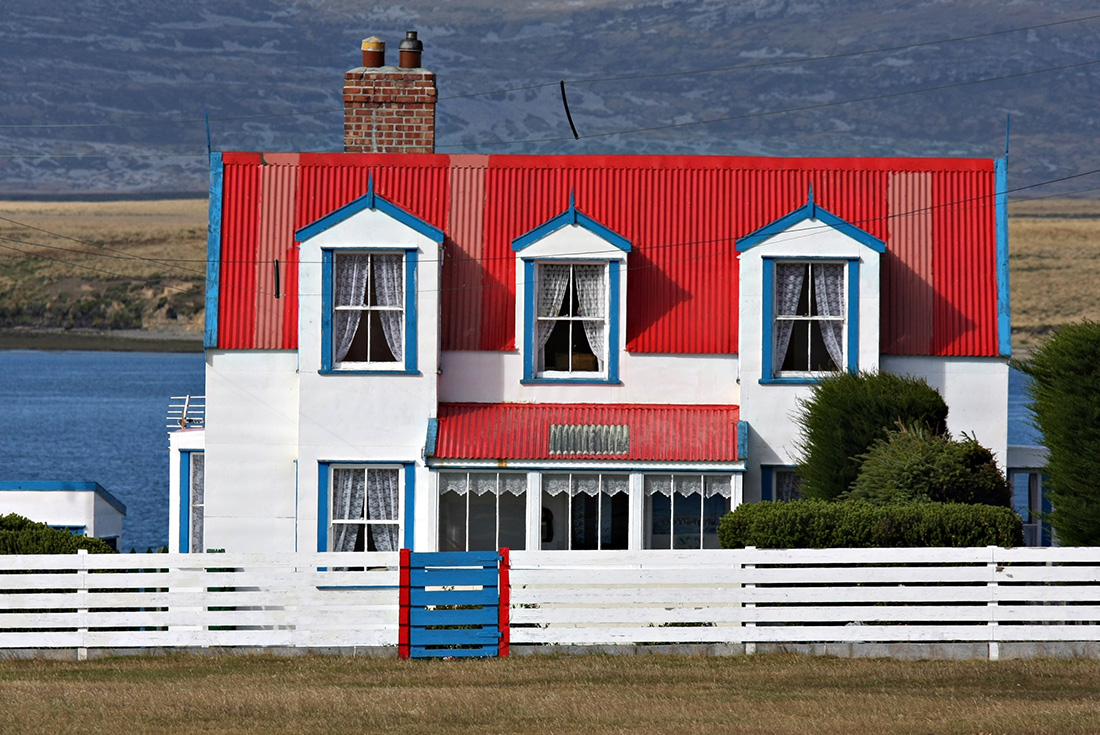 The Falklands and South Georgia 1