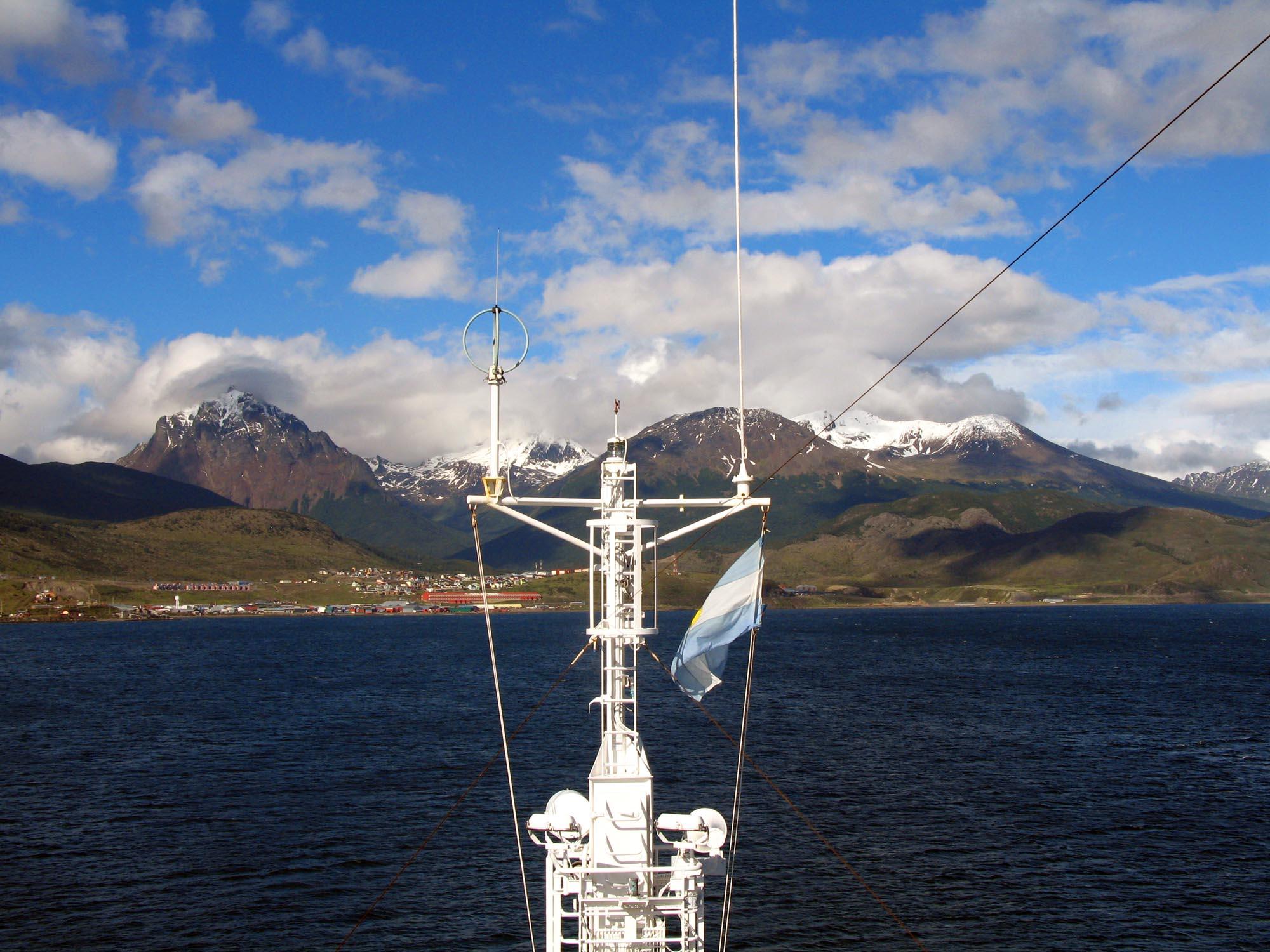 Antarctic Explorer from Ushuaia 11 day 4