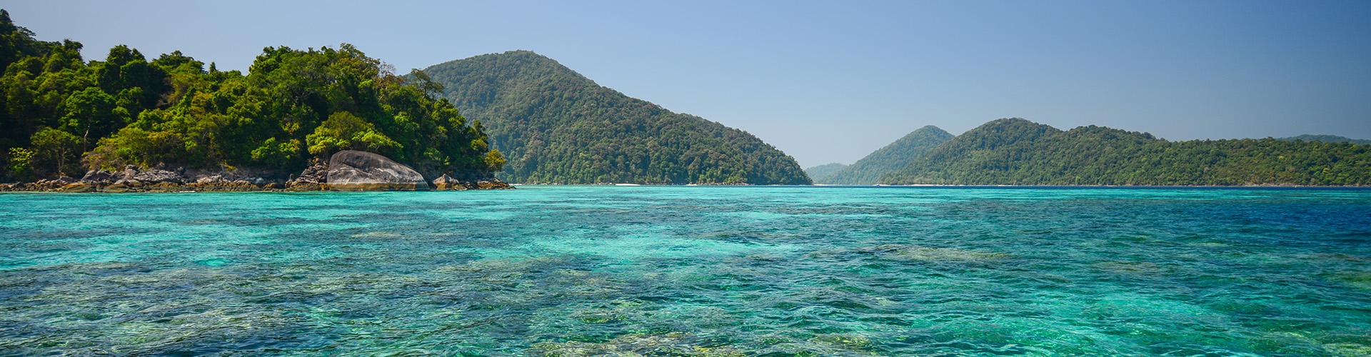 Cruising the Thai Islands from Phuket