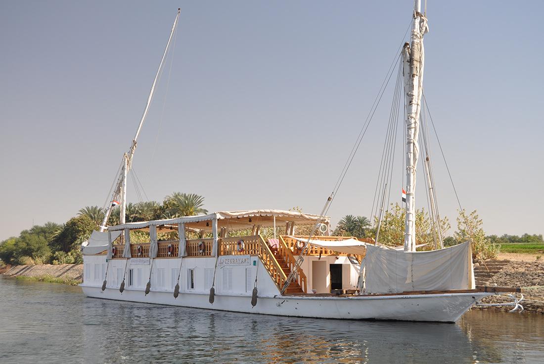 Egypt Dahabiya Nile River Cruise - Limited Edition 3