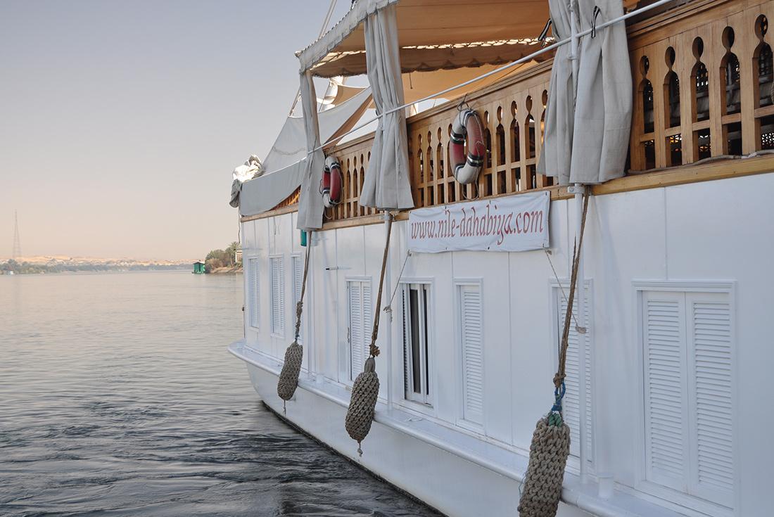Egypt Dahabiya Nile River Cruise - Limited Edition 4