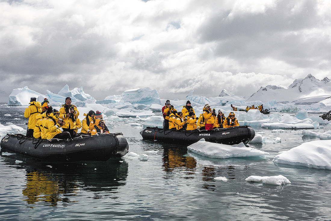 Arctic Unveiled 1
