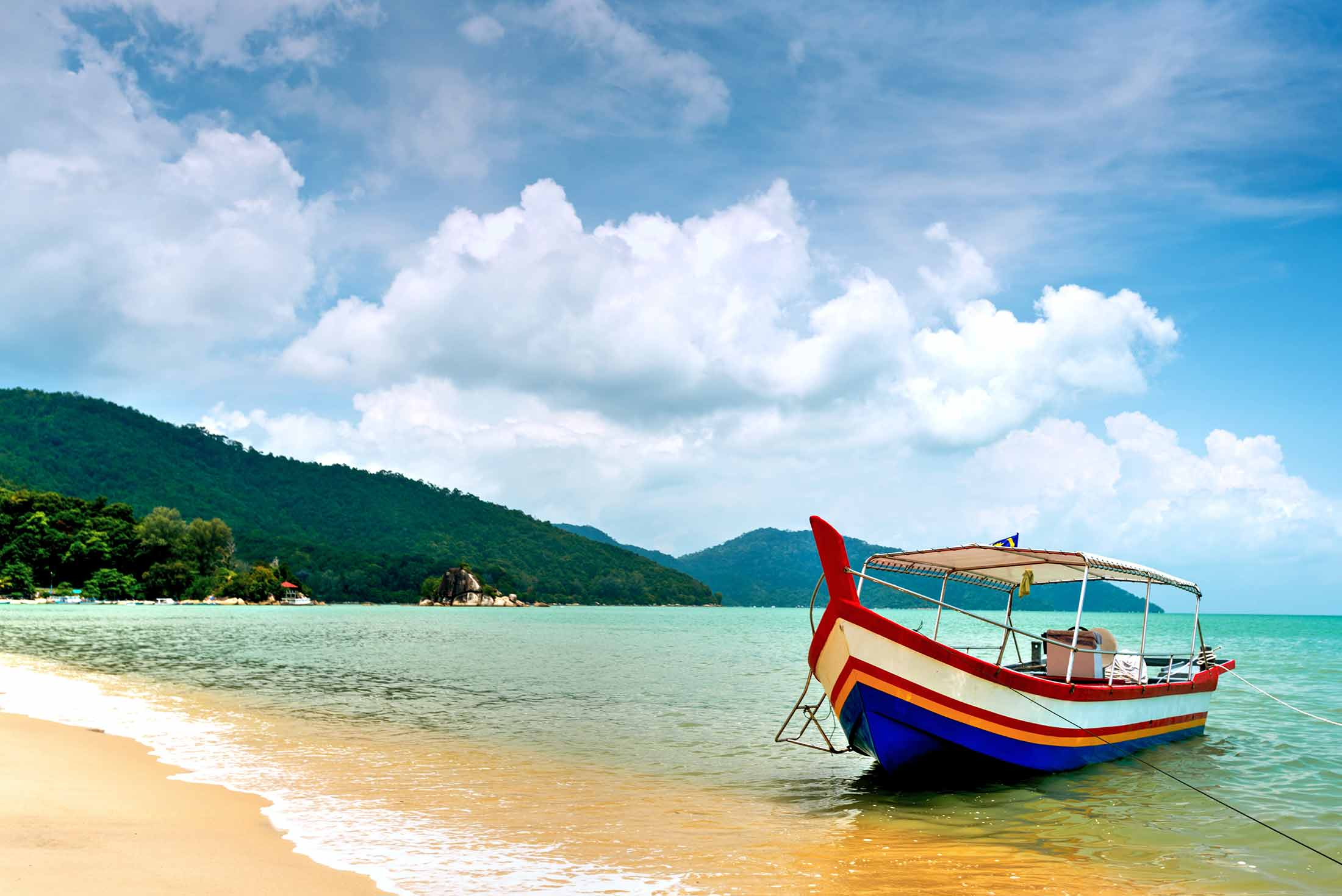 Borneo and the Malaysian and Thai Islands by Land and Sea - Phuket to Kuching 3