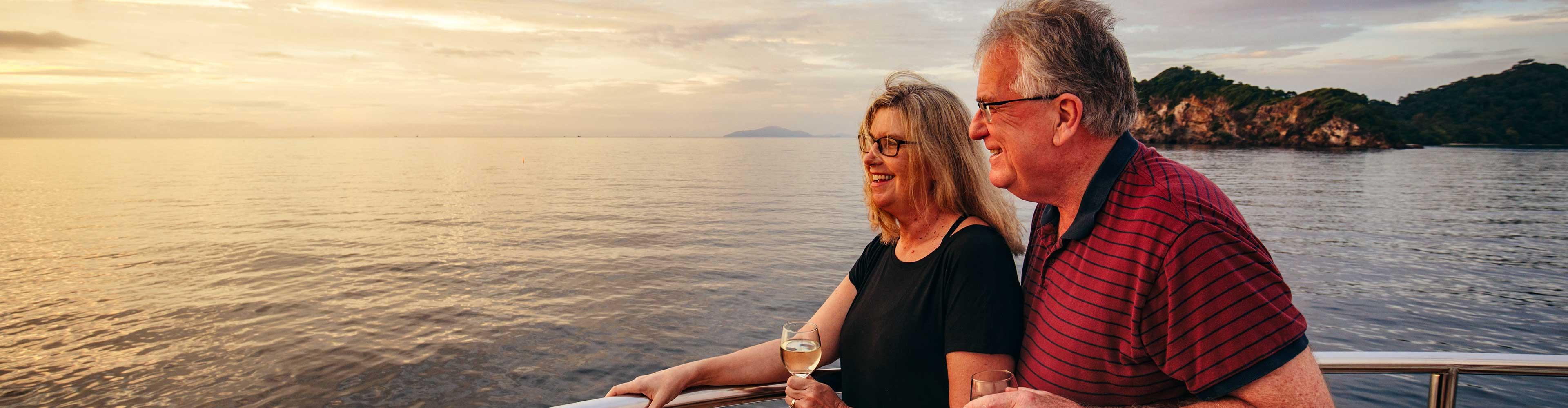 Borneo and the Malaysian and Thai Islands by Land and Sea – Phuket to Kota Kinabalu